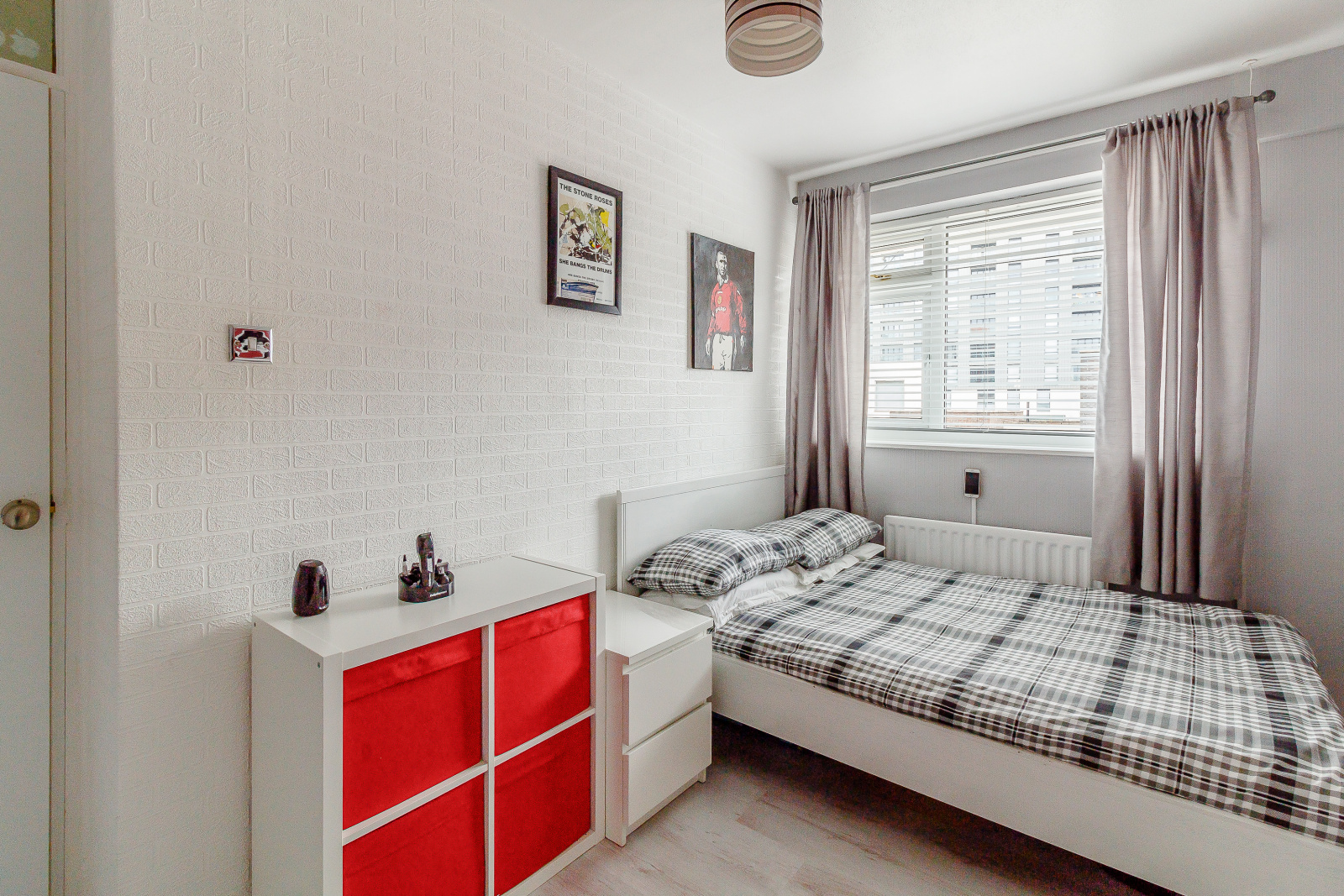 Terraced House For Sale In Old Mill Street Manchester M4 From Emoov Steel Bed Double