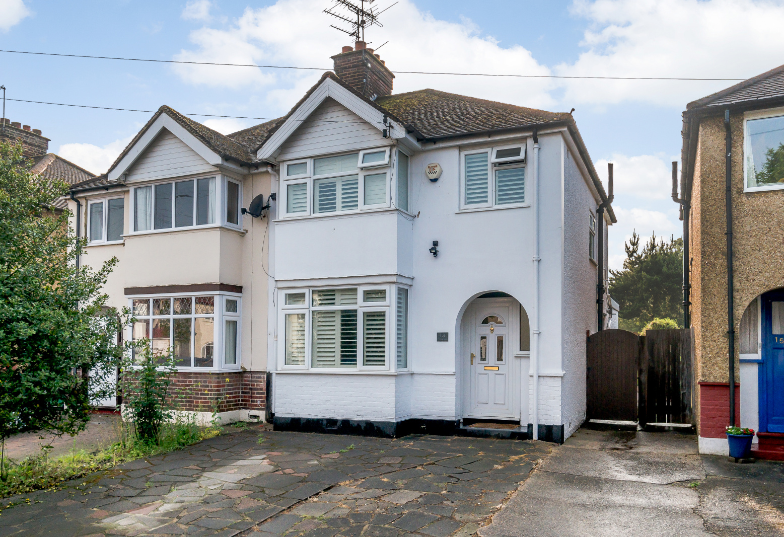Semi-detached house for sale in Fourth Avenue, Watford, WD25 from Emoov