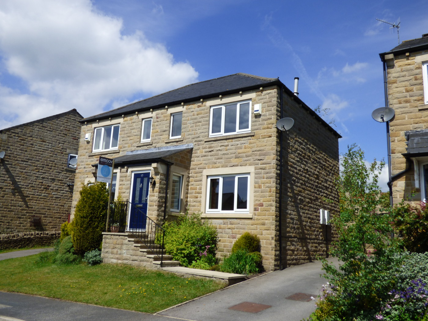 Pasture Avenue, Oakworth, Keighley