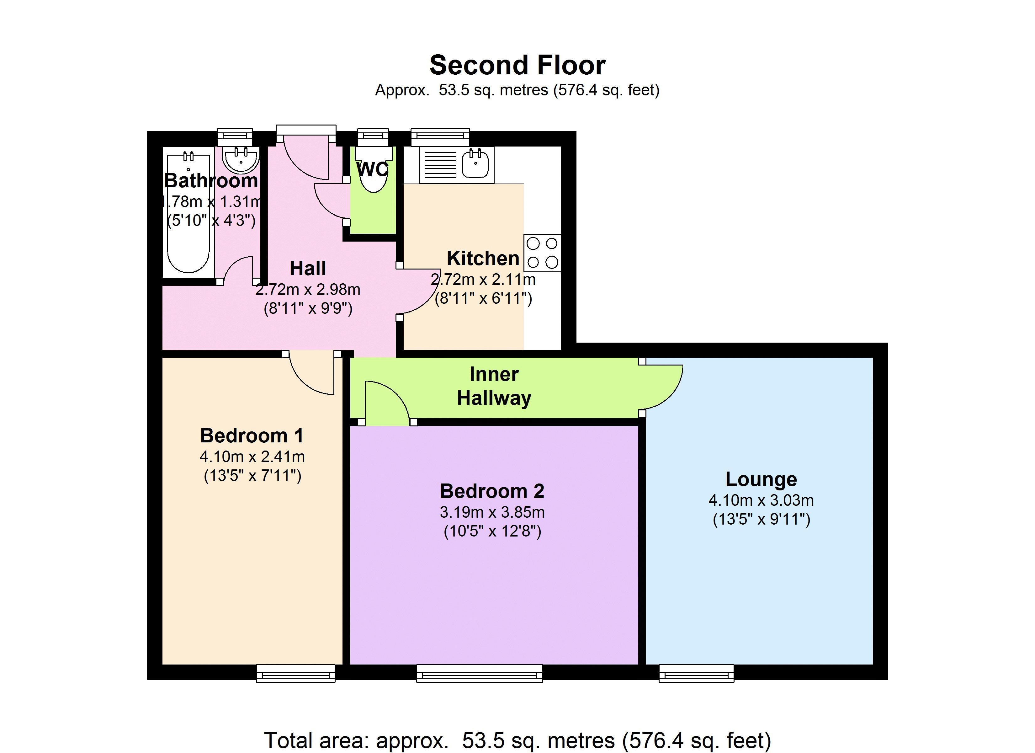 Eastwell House, Weston Street, London, SE1 floor plan