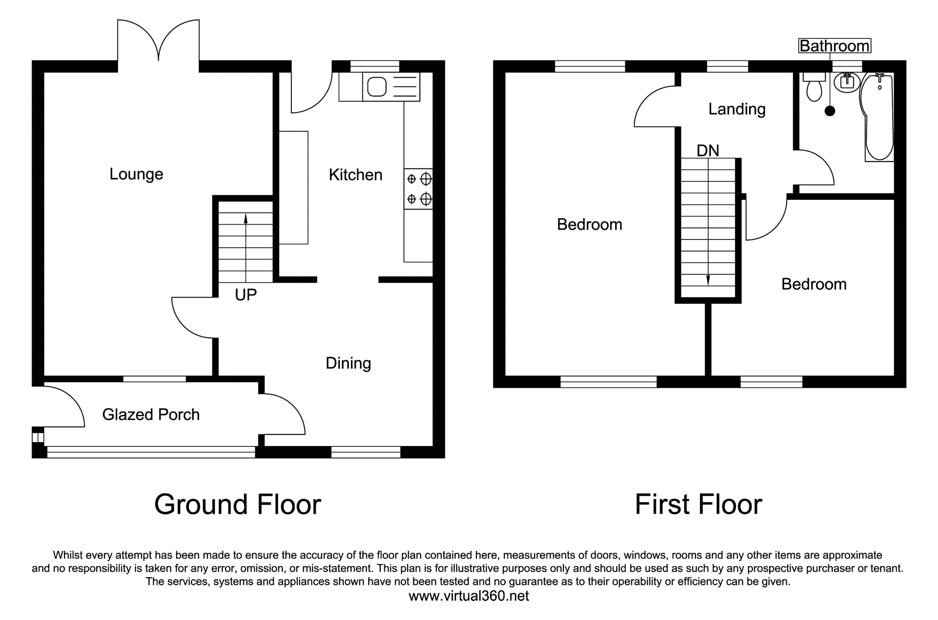 St. Norbert Drive, Ilkeston floor plan