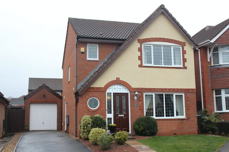 Lodge Wood Close, Chorley
