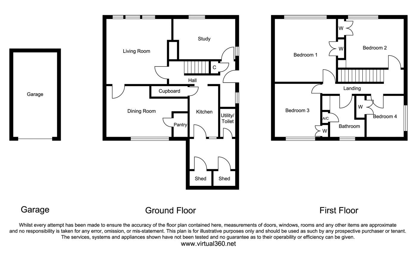 Brinsley Road, Birmingham floor plan