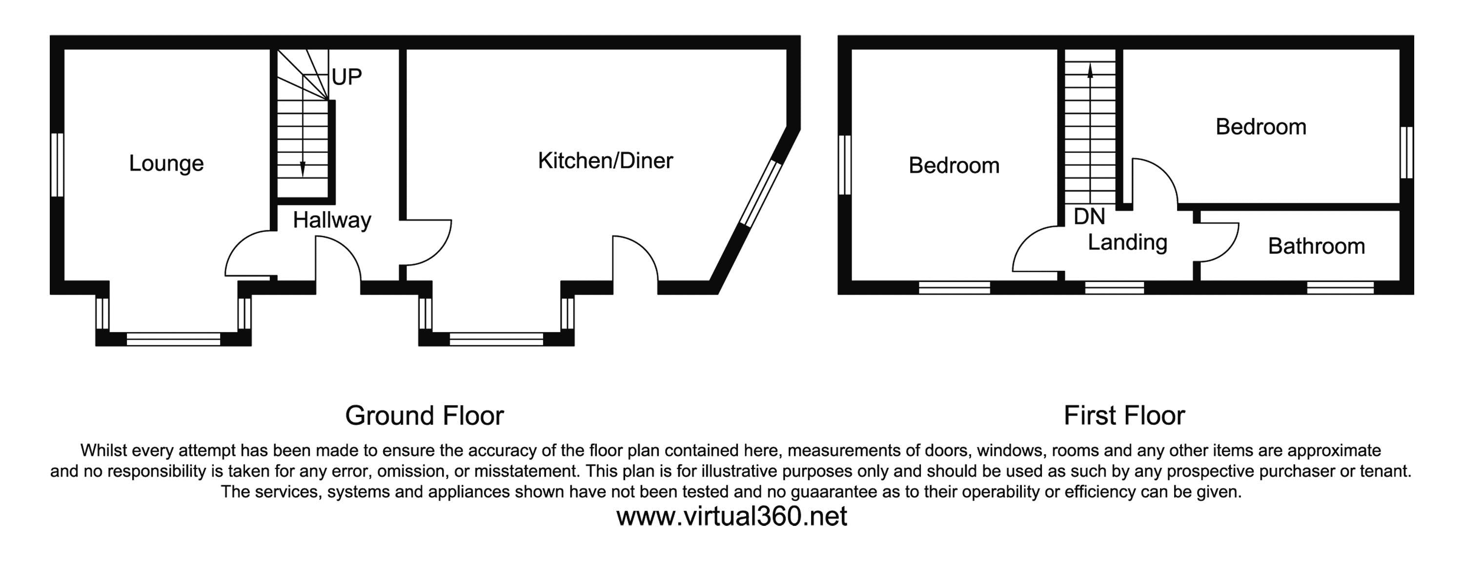 Park Road, Hunstanton floor plan