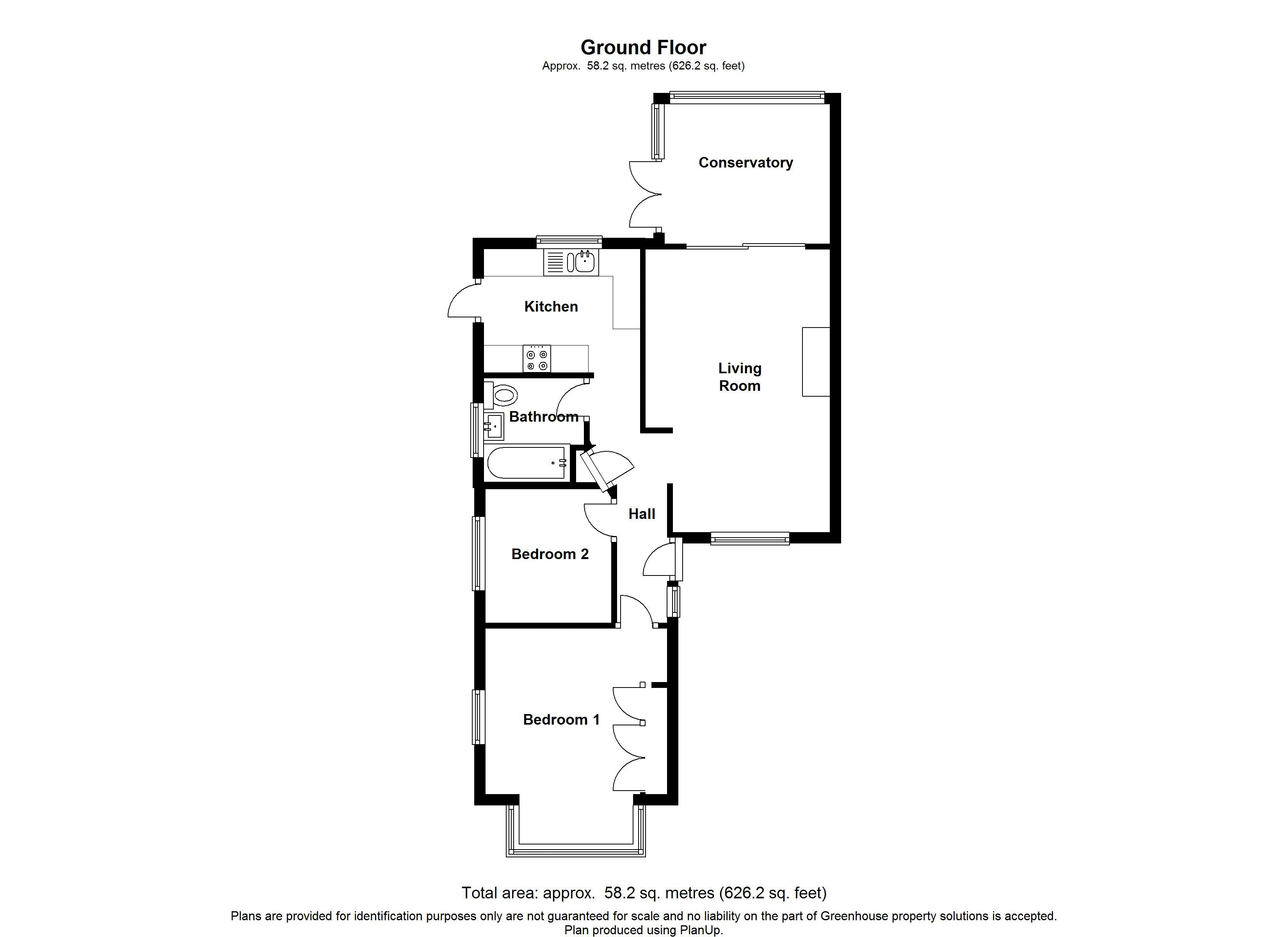 Boyce Hill Close, Leigh-On-Sea floor plan
