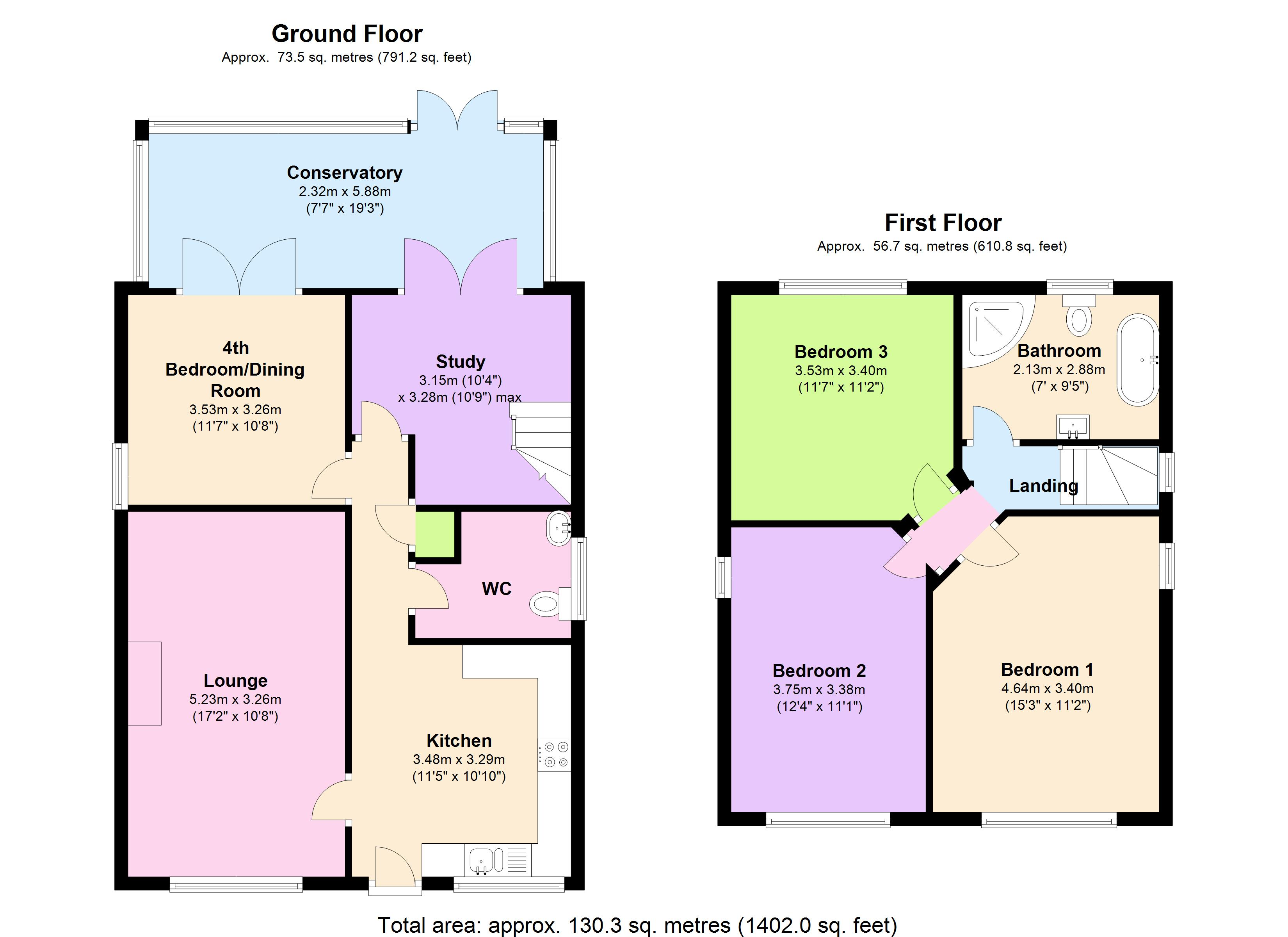 Ferry Road, Hullbridge SS5 floor plan