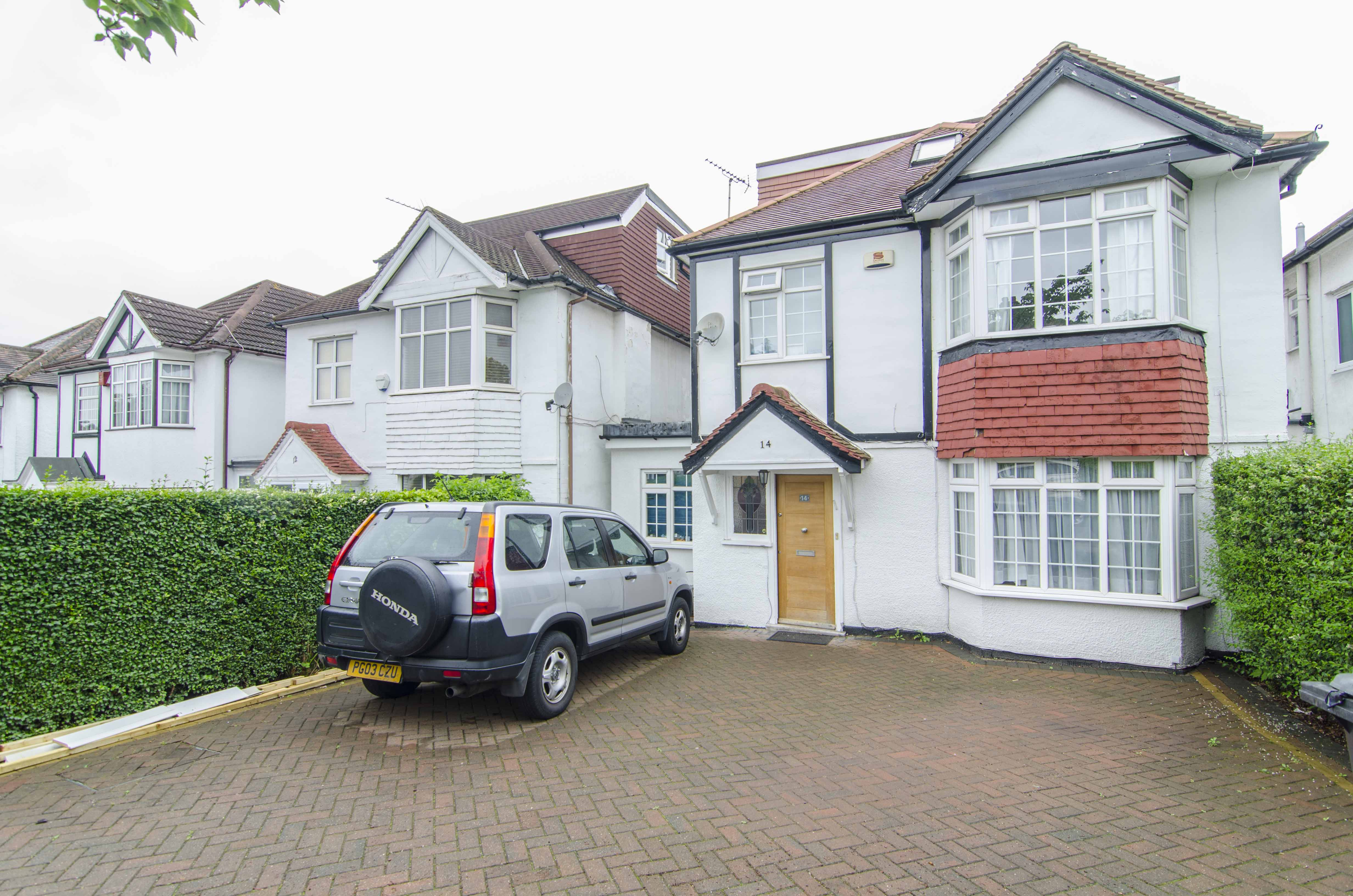 Sunny Hill, London, NW4