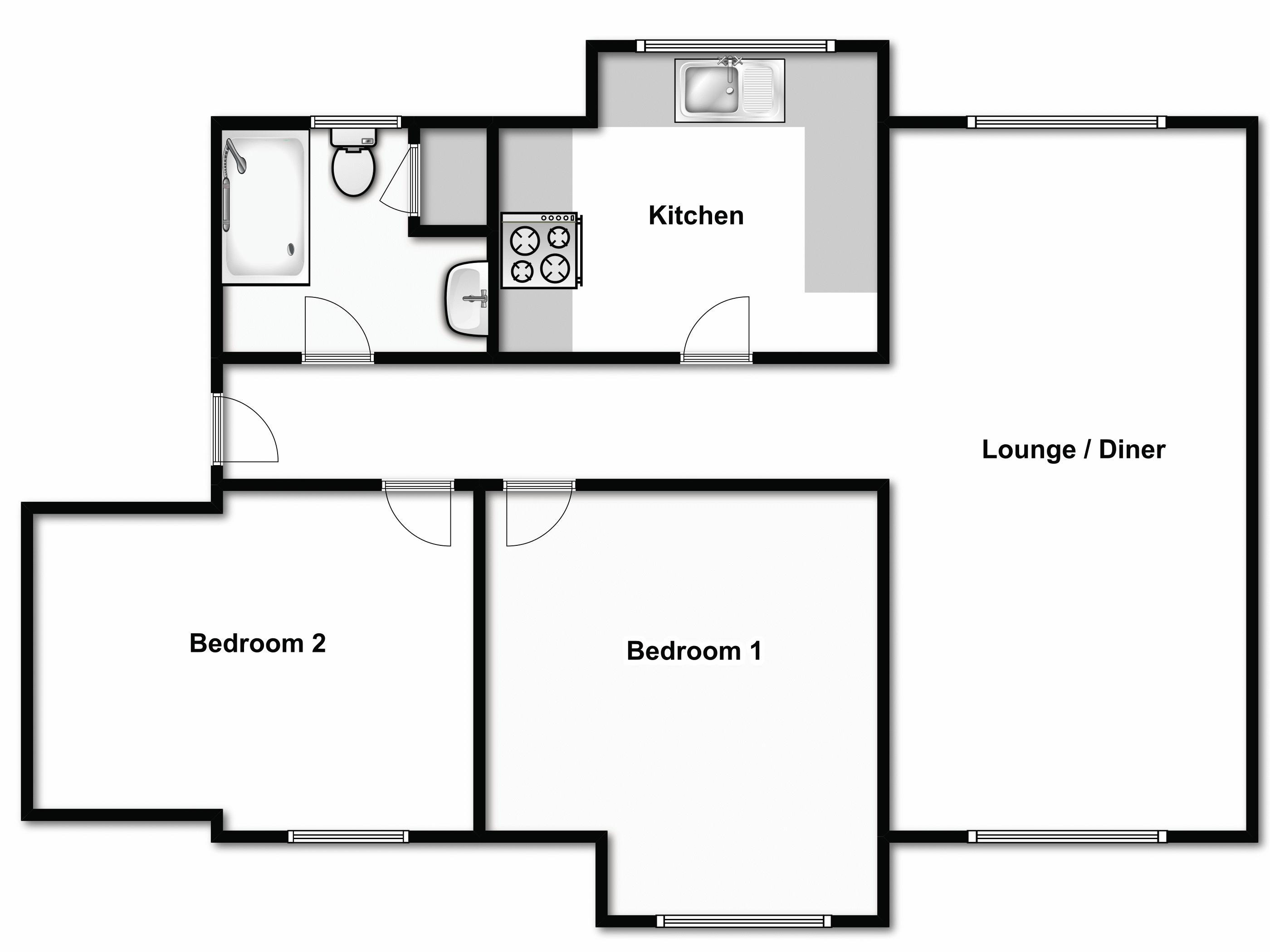 Melba Court, Writtle, Chelmsford floor plan