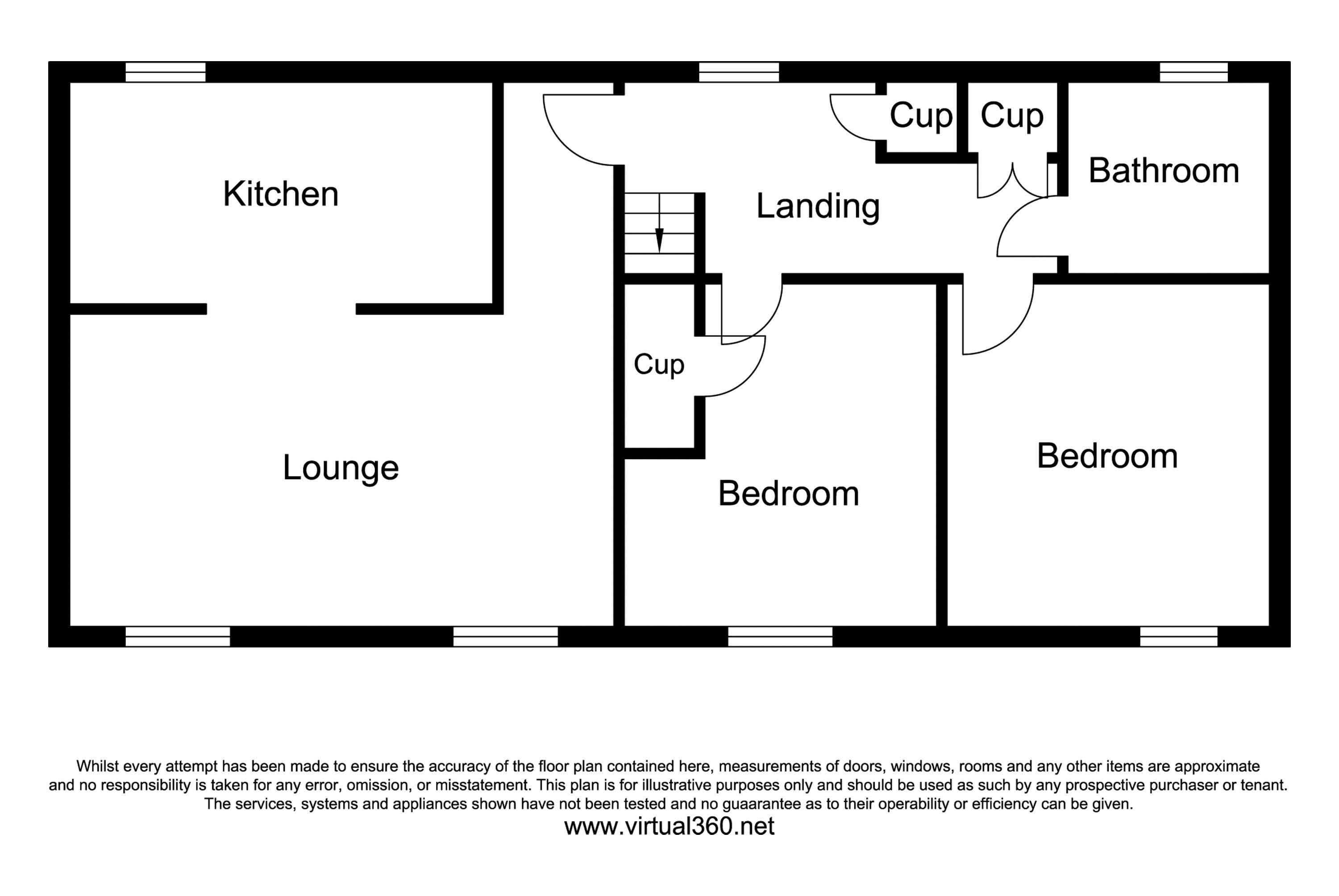 HINCHINGBROOKE PARK, HUNTINGDON floor plan