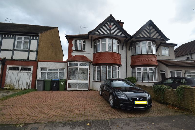 Rushout Avenue, Harrow, HA3