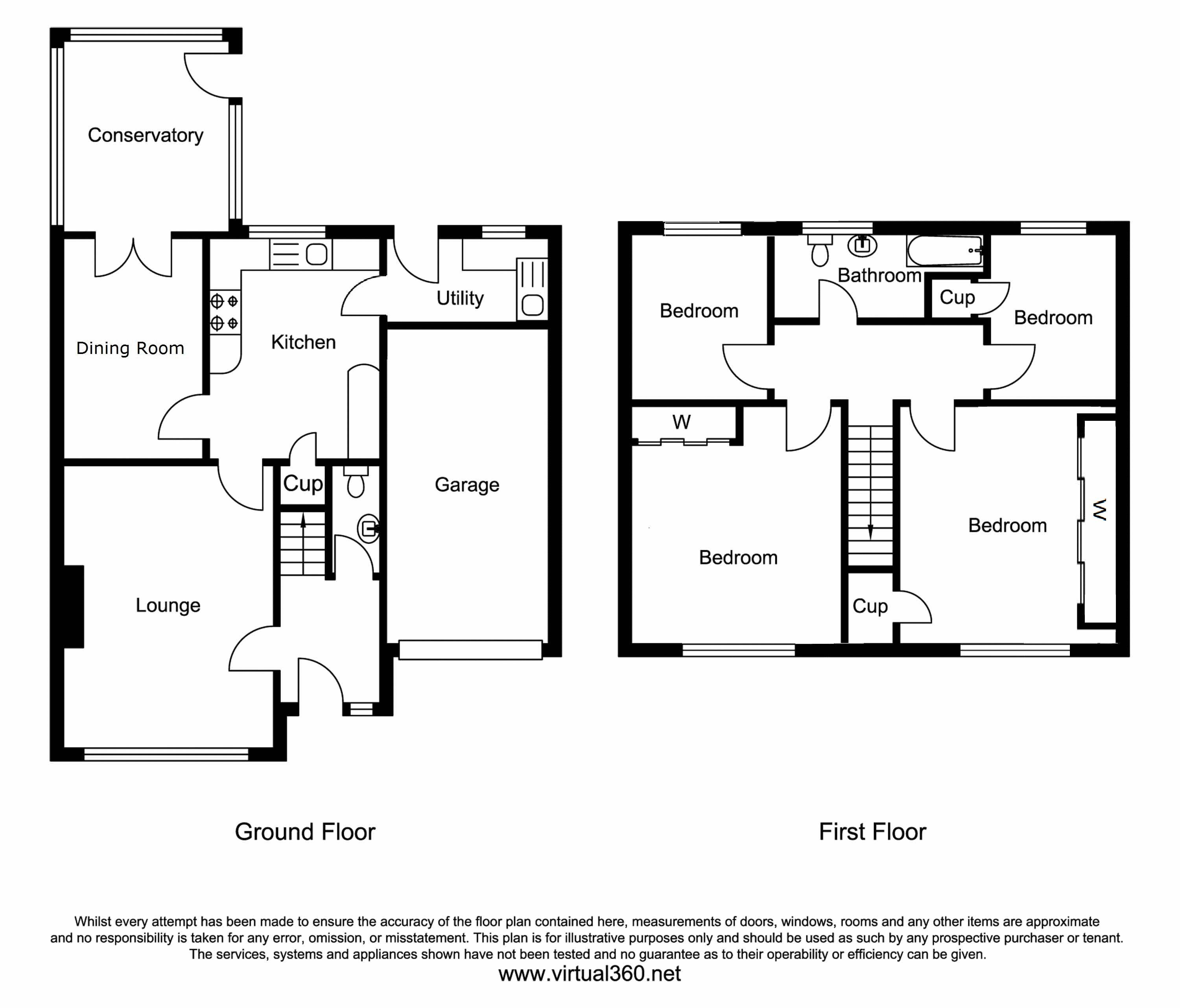Primrose Avenue, Crewe, Haslington floor plan