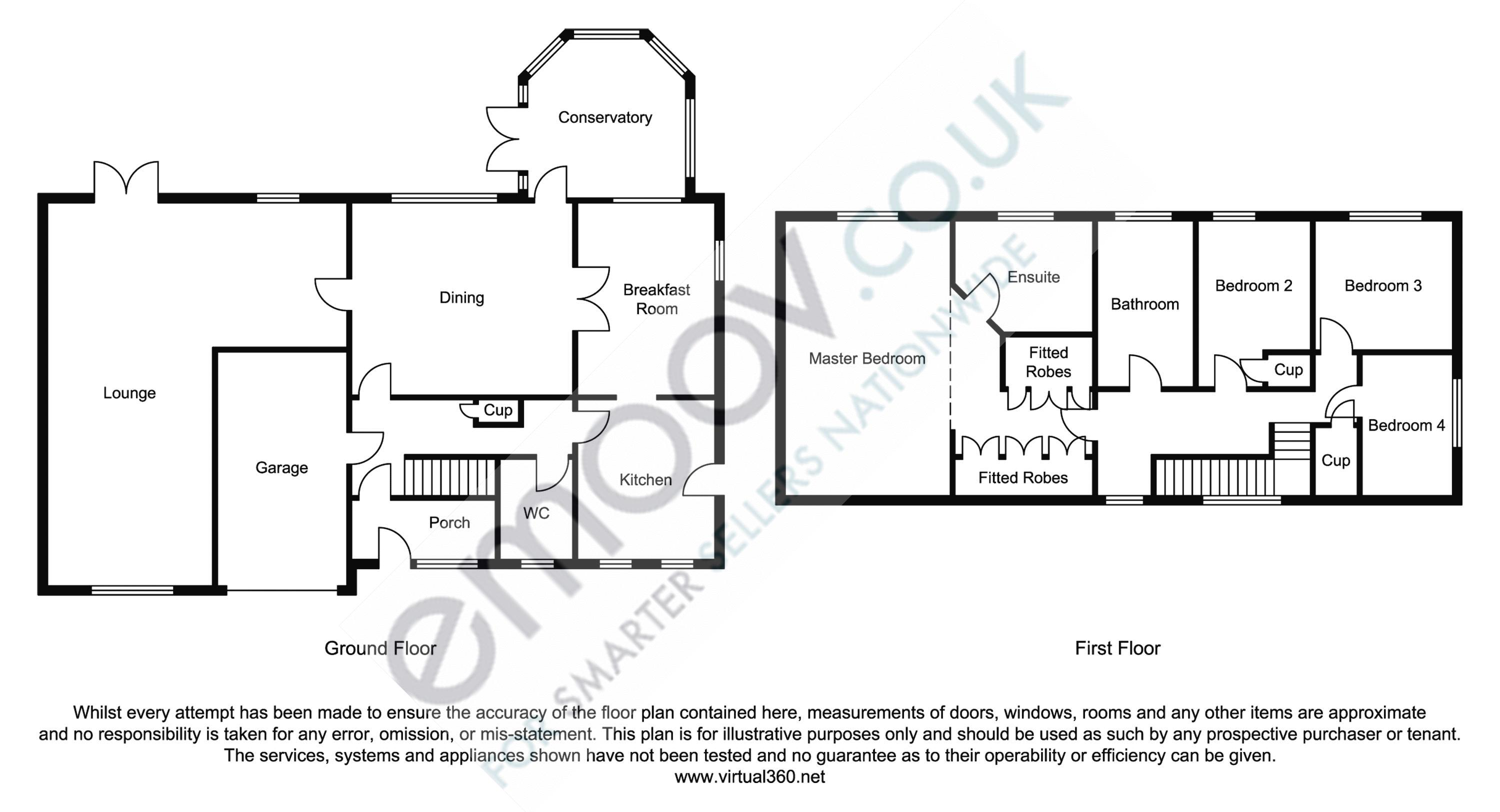 Ashworth Park, Knutsford floor plan