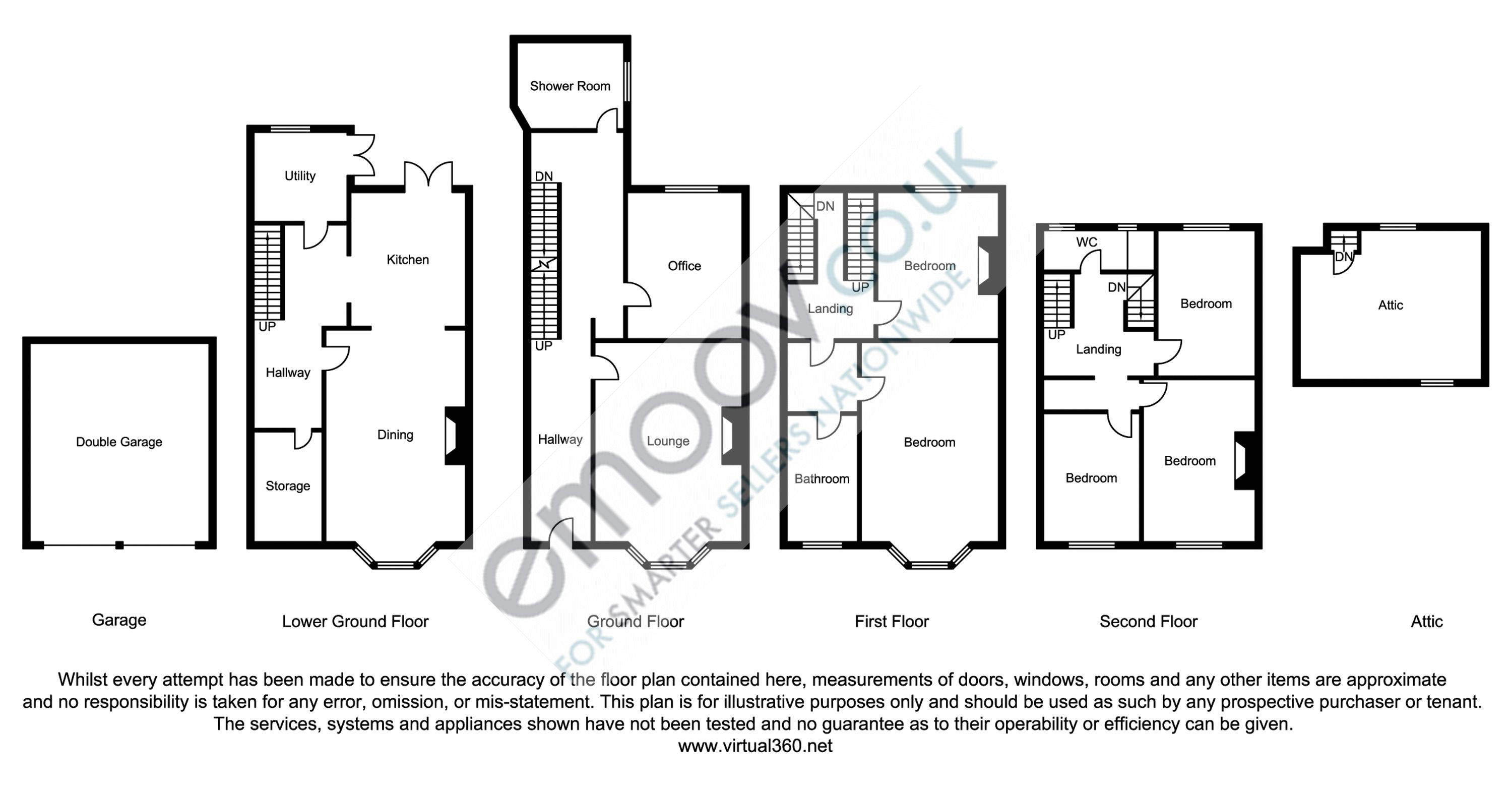 Alexandra Road, Gloucester floor plan