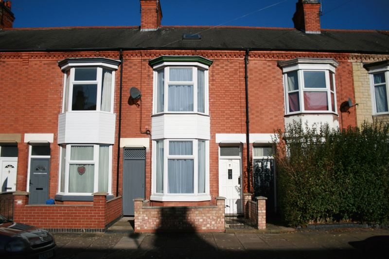 Hopefield Road, Leicester
