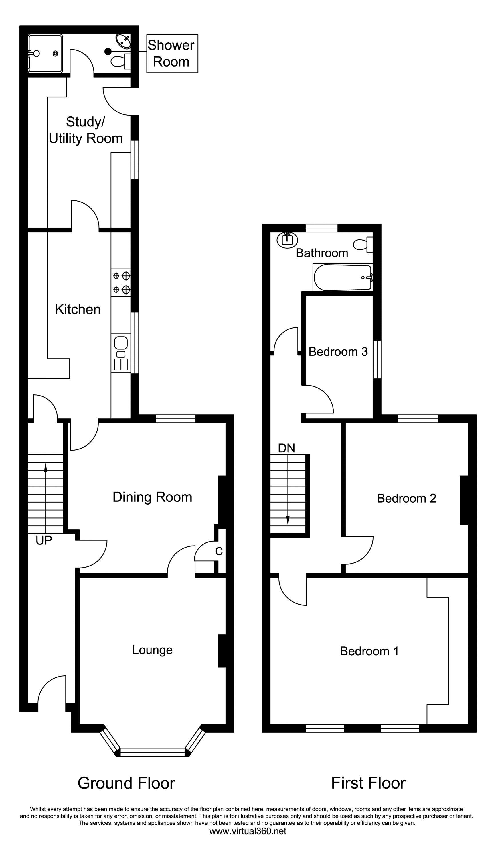 Westfield Road, Barton-Upon-Humber, Lincolnshire floor plan
