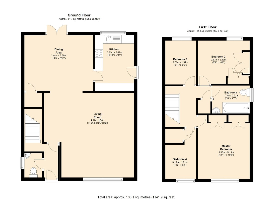 Parlington Meadow, Barwick in Elmet, Leeds, LS15 floor plan