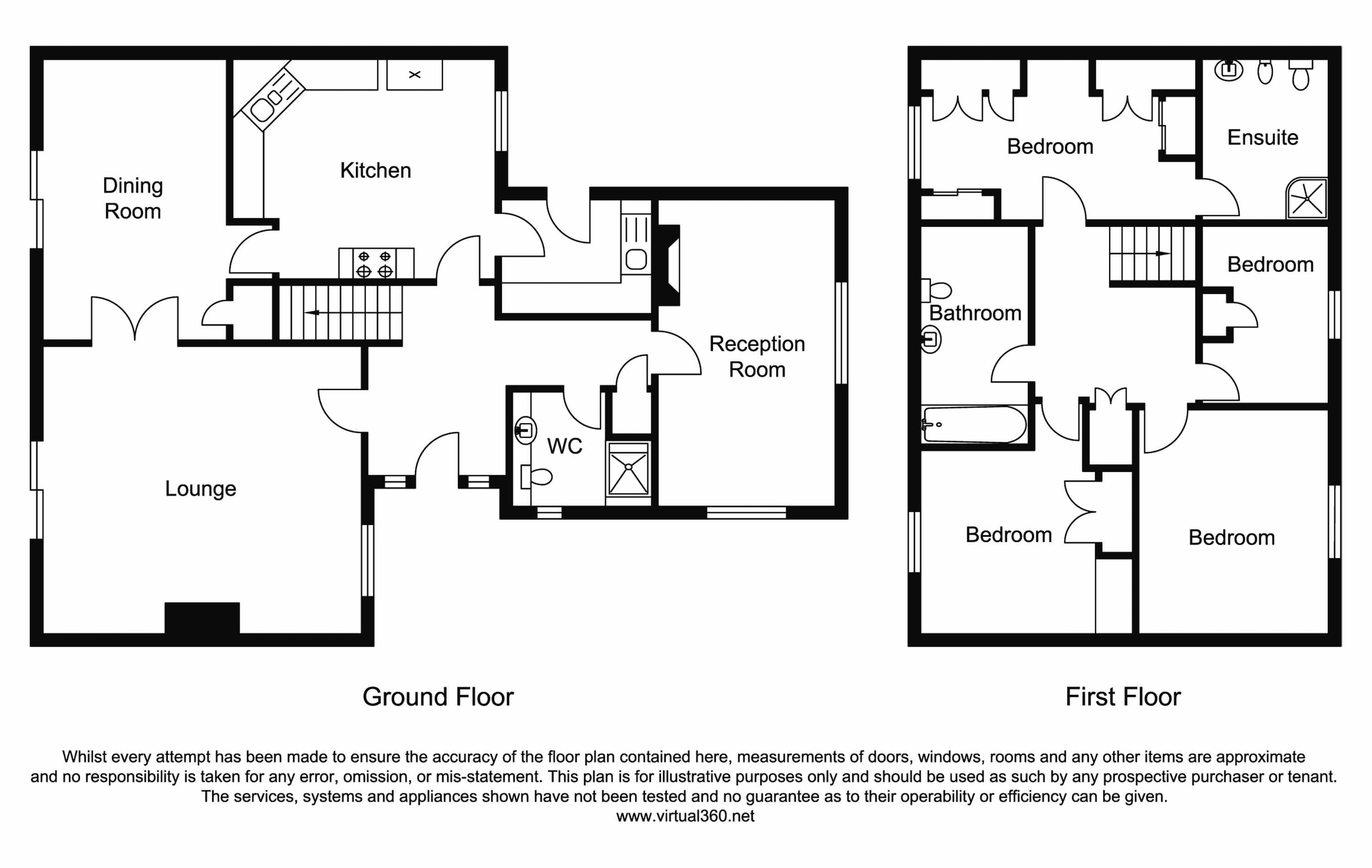 Butterworth Drive, Coventry floor plan