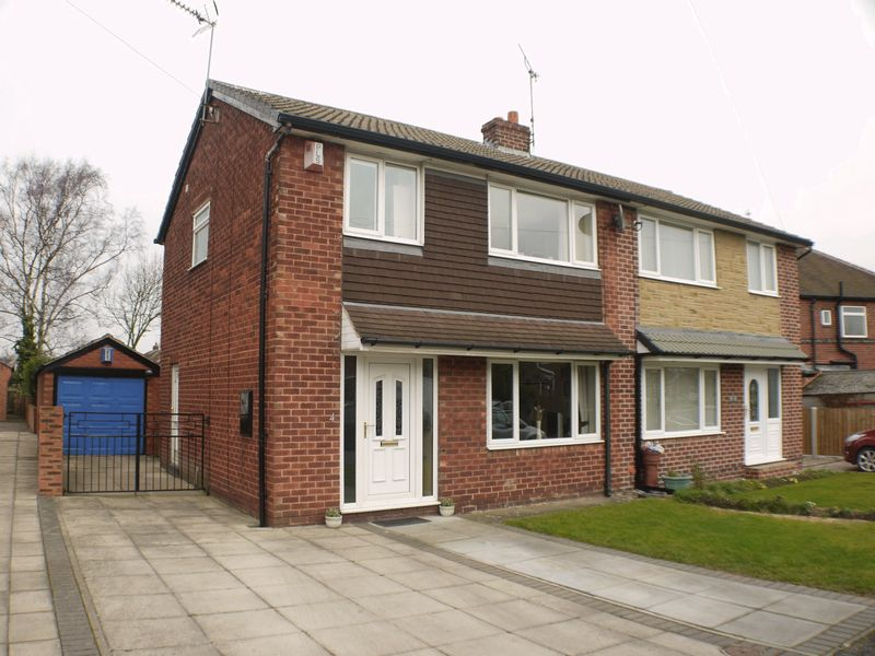 Wood Close, Altofts, Normanton