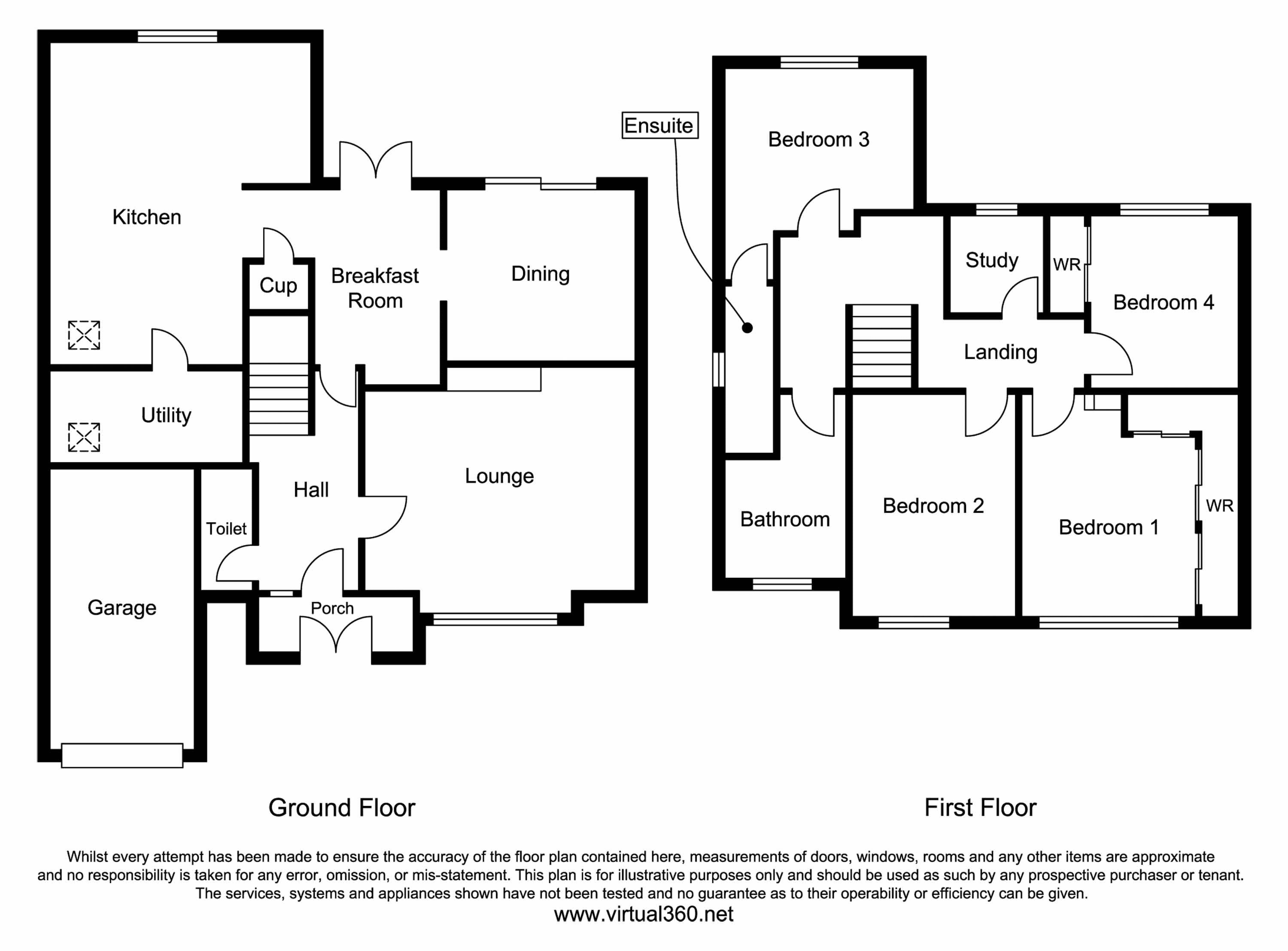 Berkswell Close, Solihull floor plan