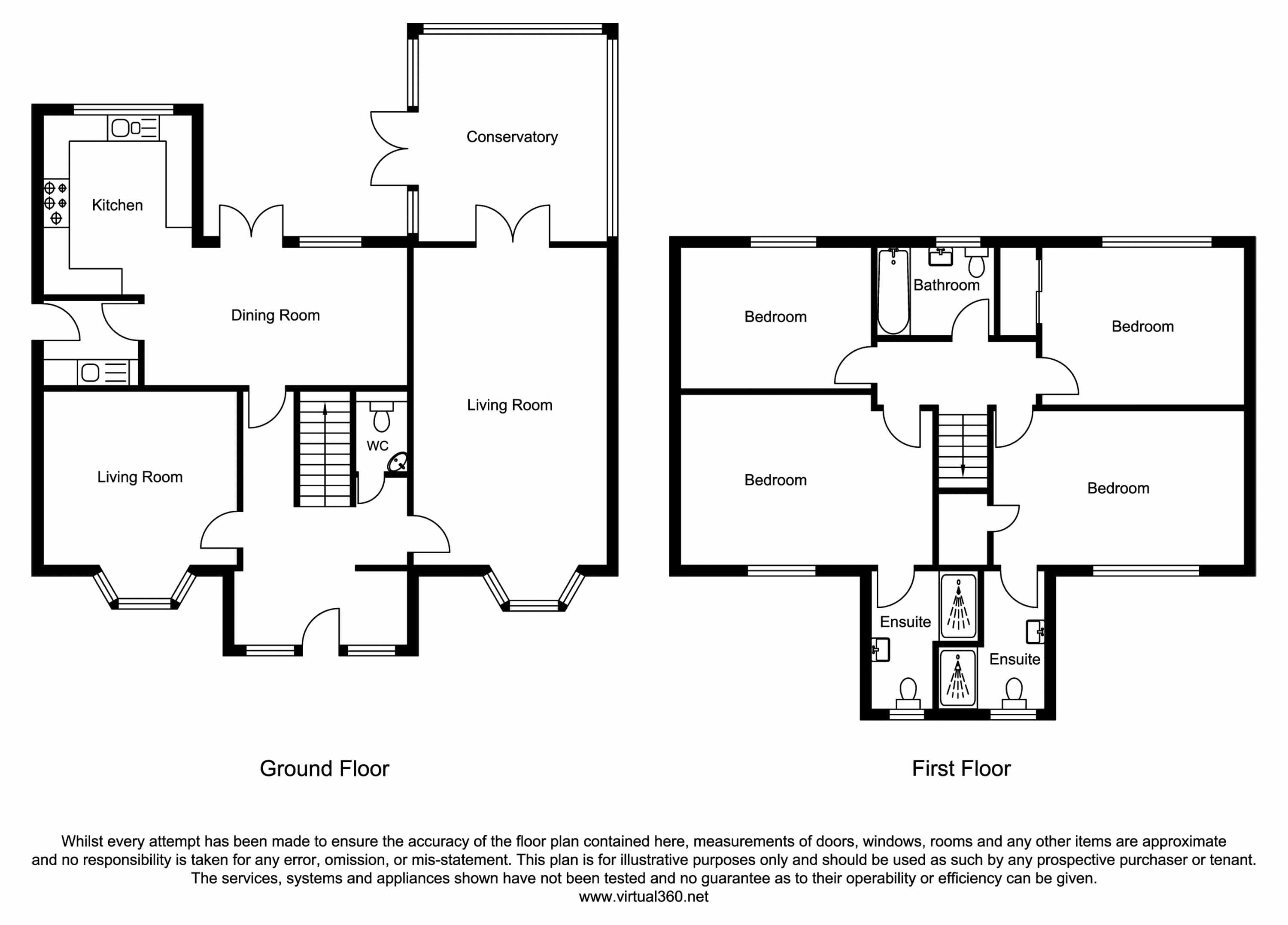 Lullingstone Crescent, Stockton-On-Tees floor plan