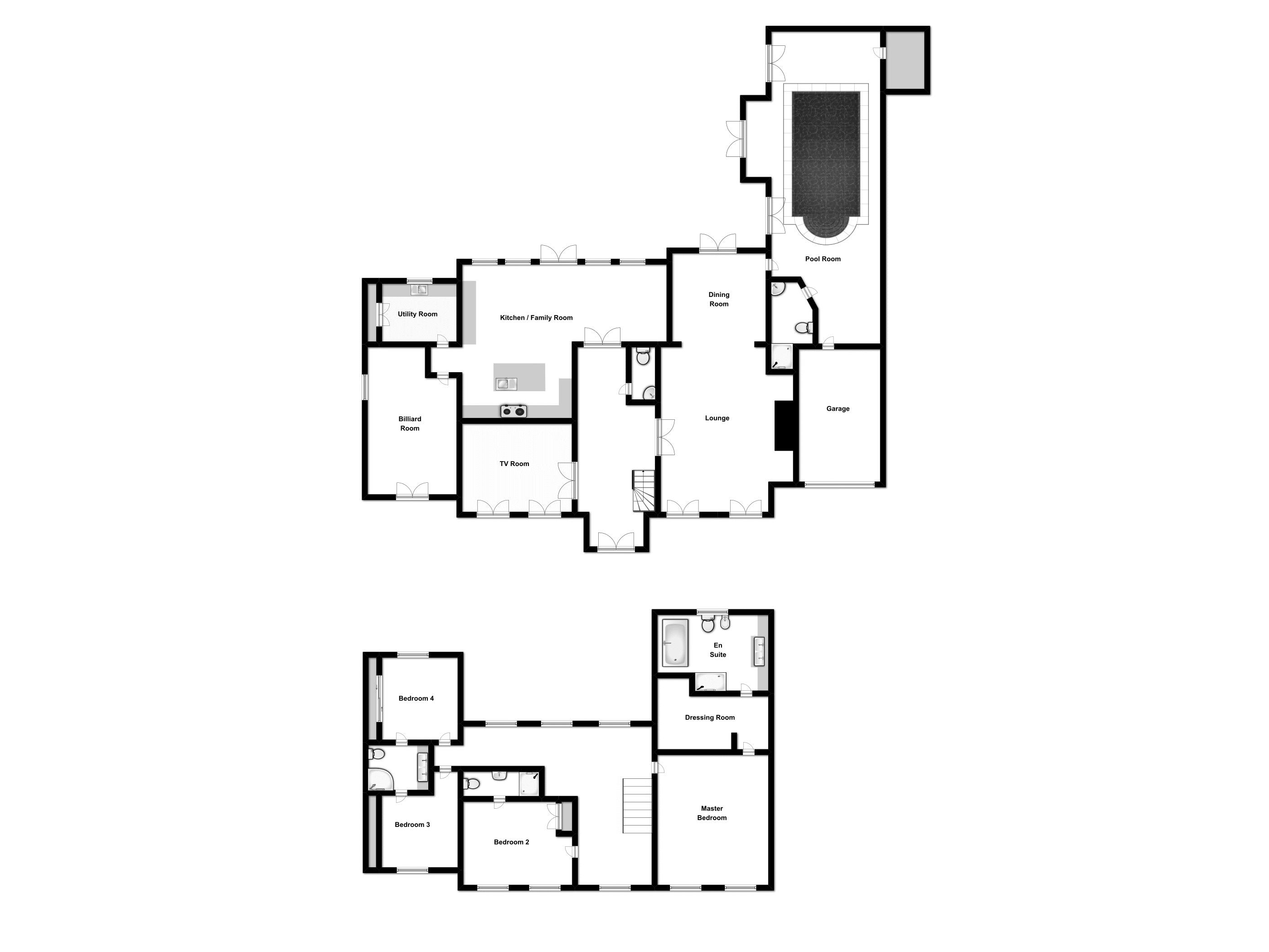 Burntwood Avenue, Emerson Park, Essex RM11 floor plan