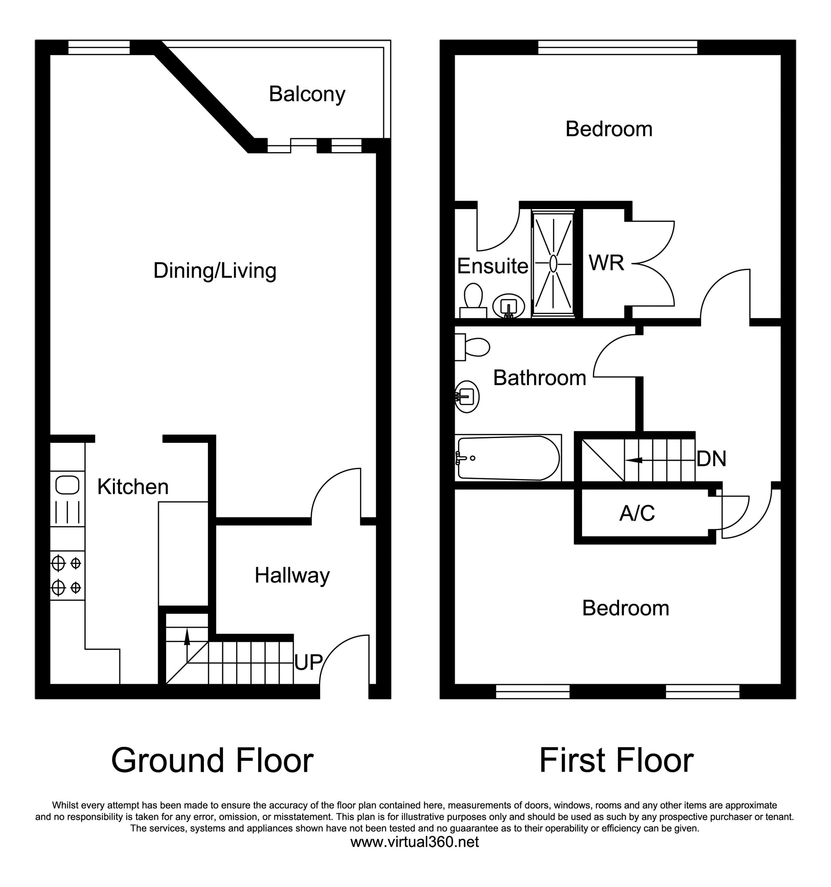 Madison Apartments, Seymour Grove, Manchester floor plan