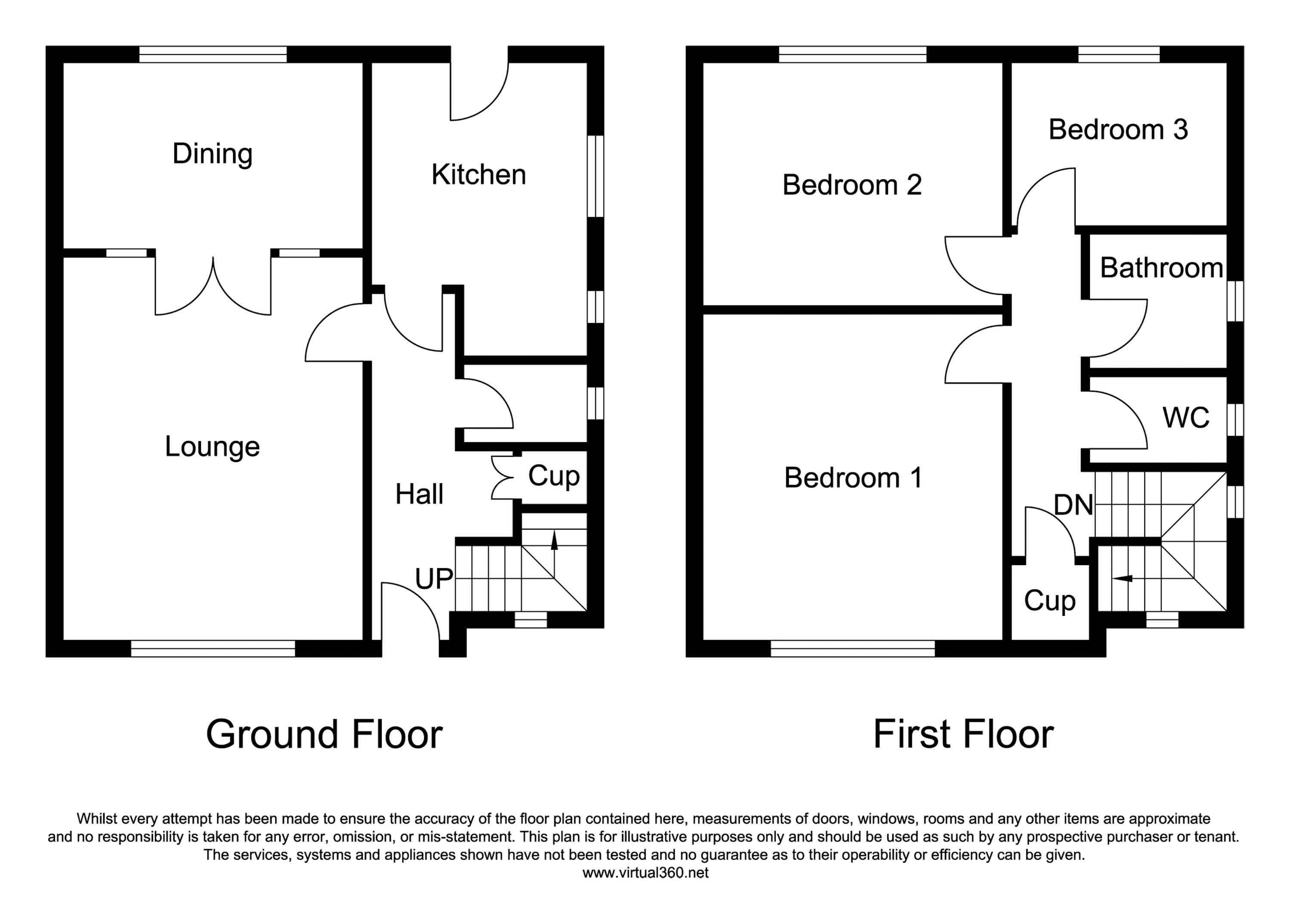 Harrogate Road, Bradford floor plan