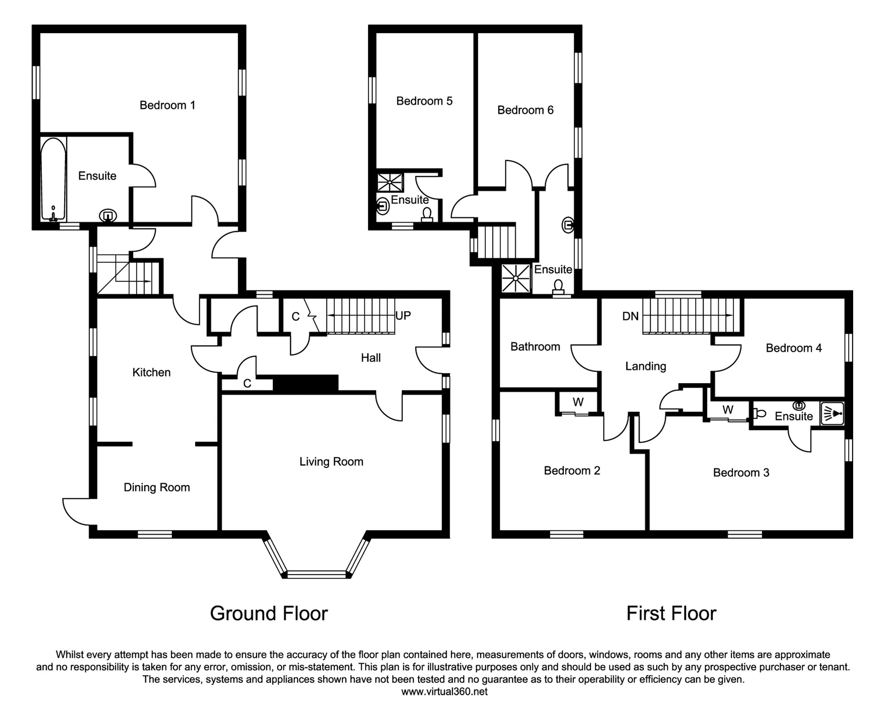 Castle Street, Kendal, Cumbria, LA9 floor plan