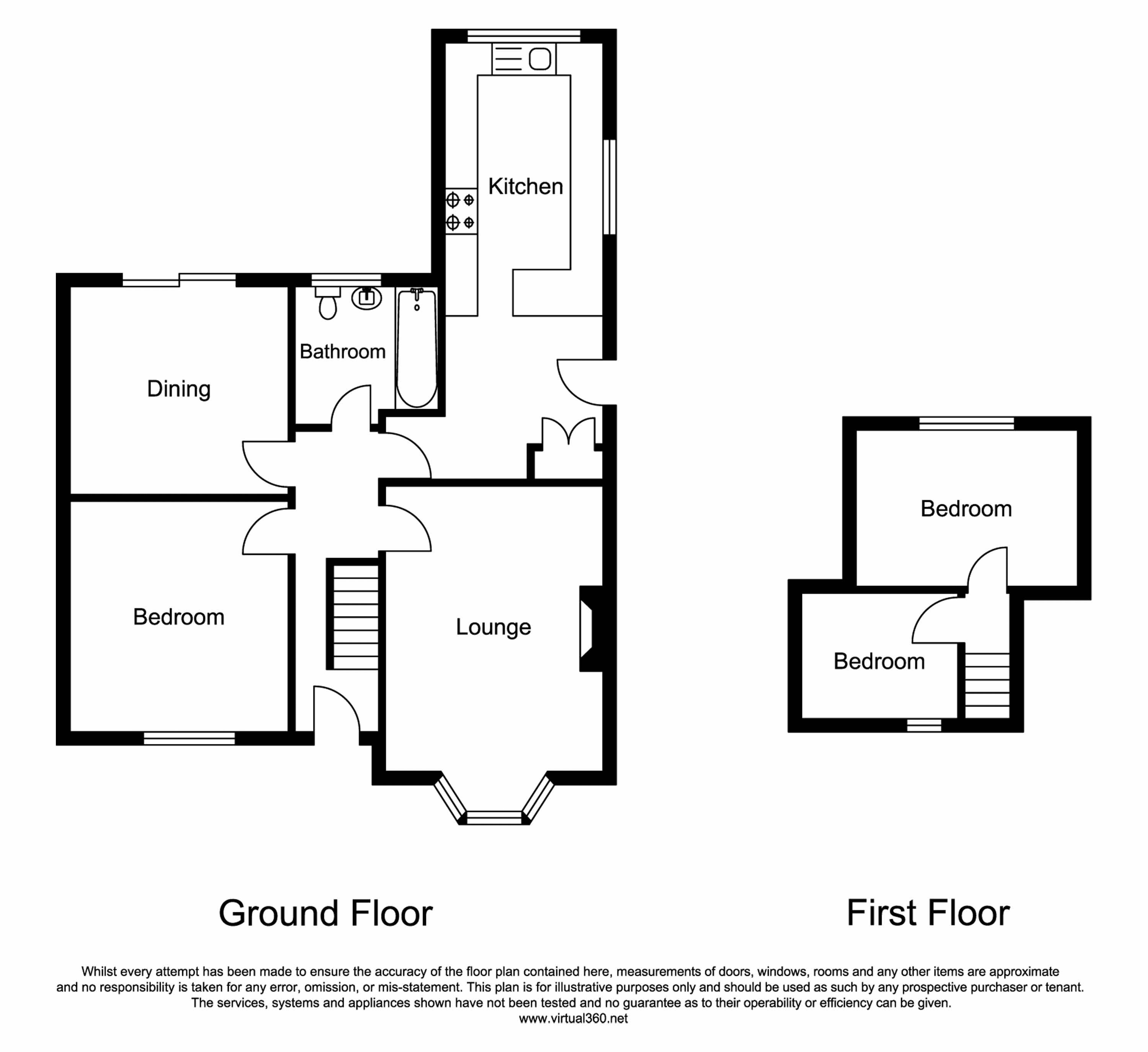 Midfield Road, Grimsby, DN36 floor plan