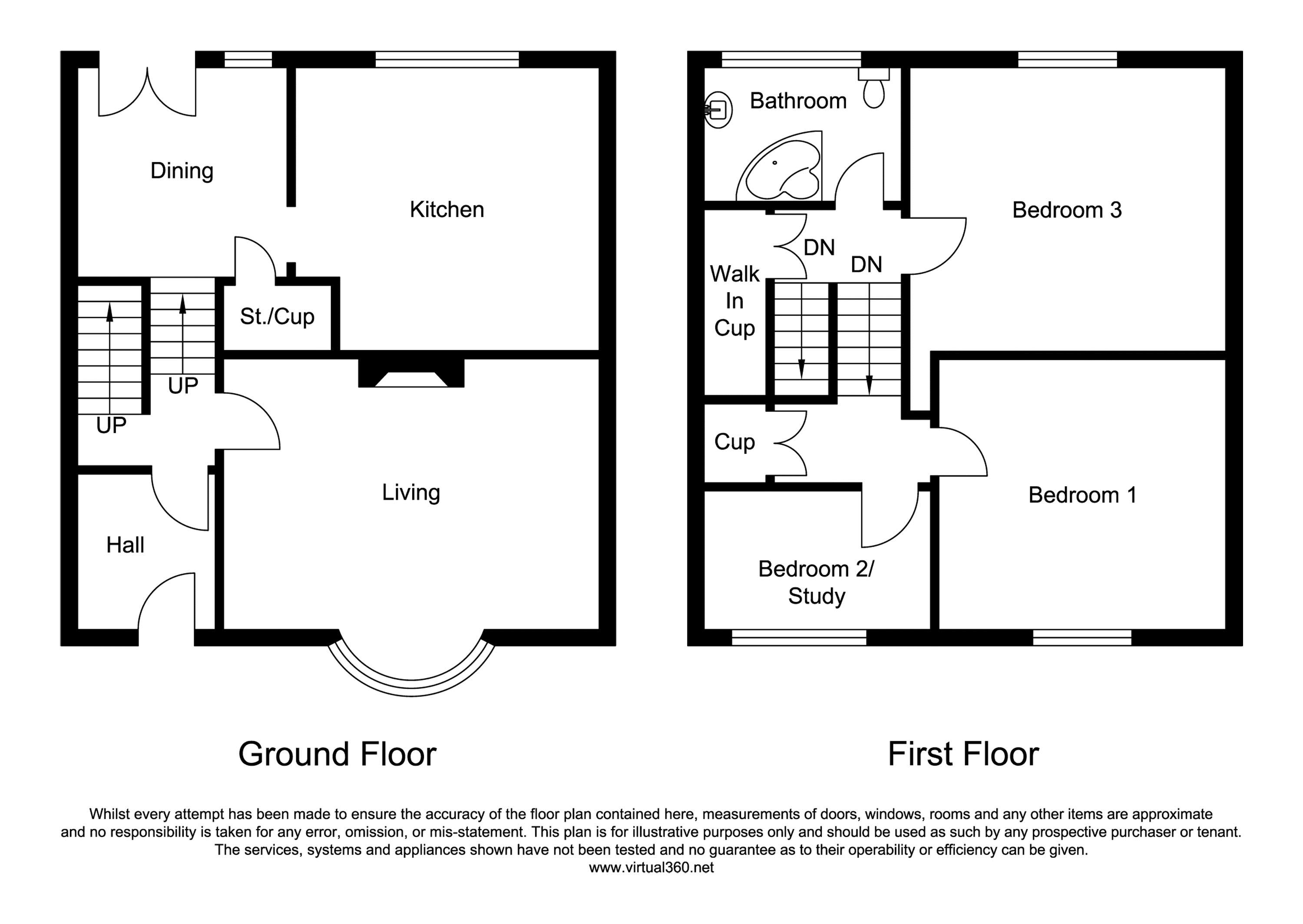 Rhayader floor plan