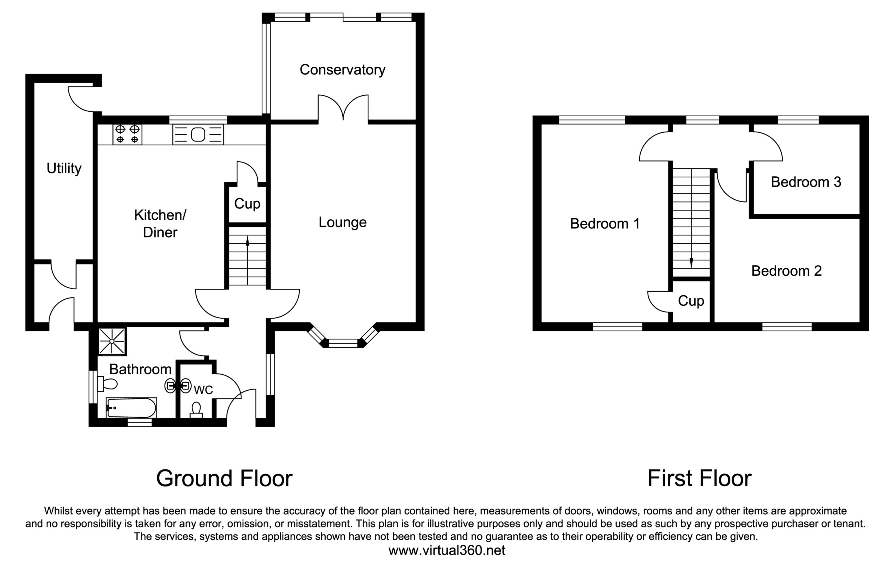 Countesthorpe, Leicester floor plan