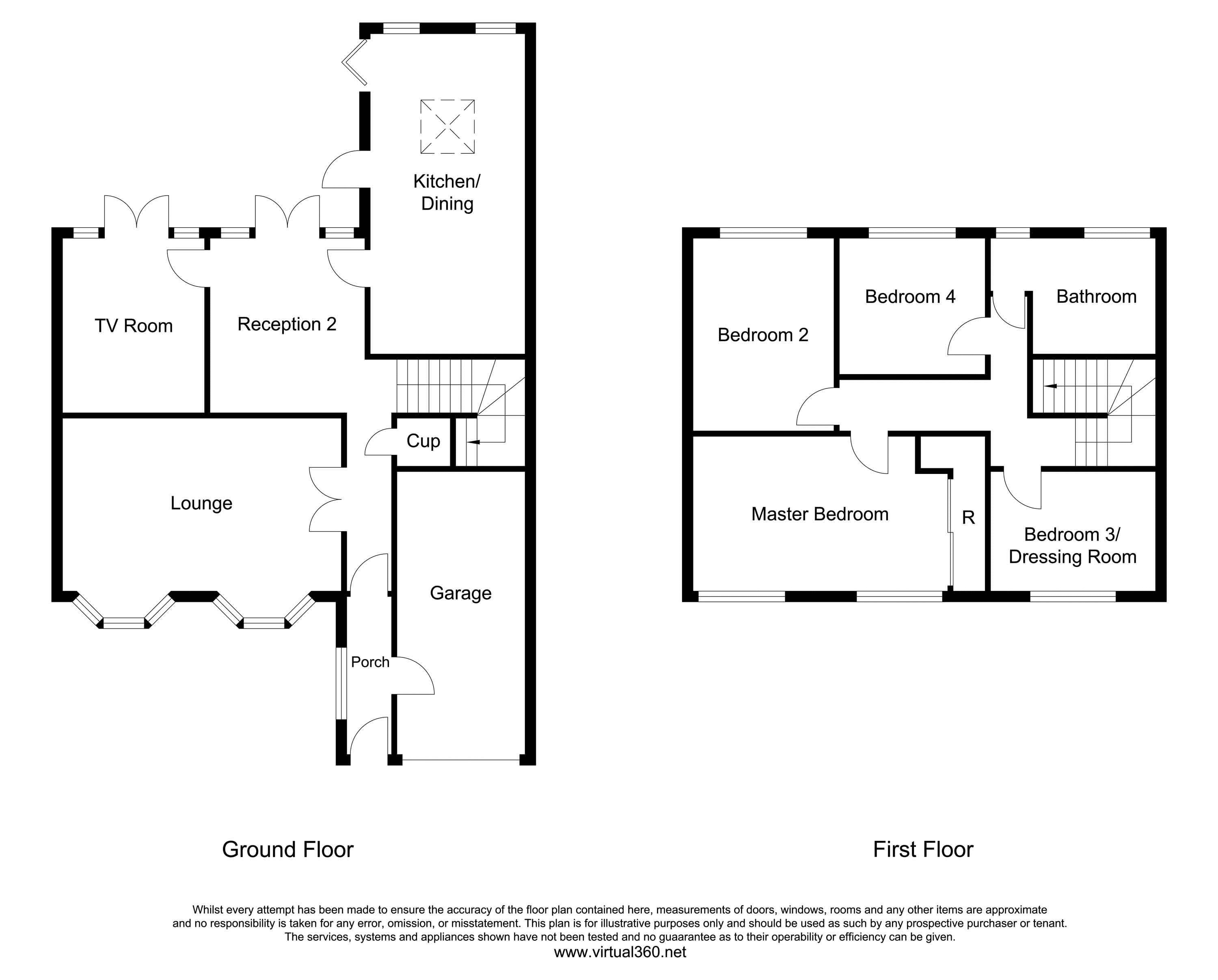 Manion Avenue, Liverpool floor plan