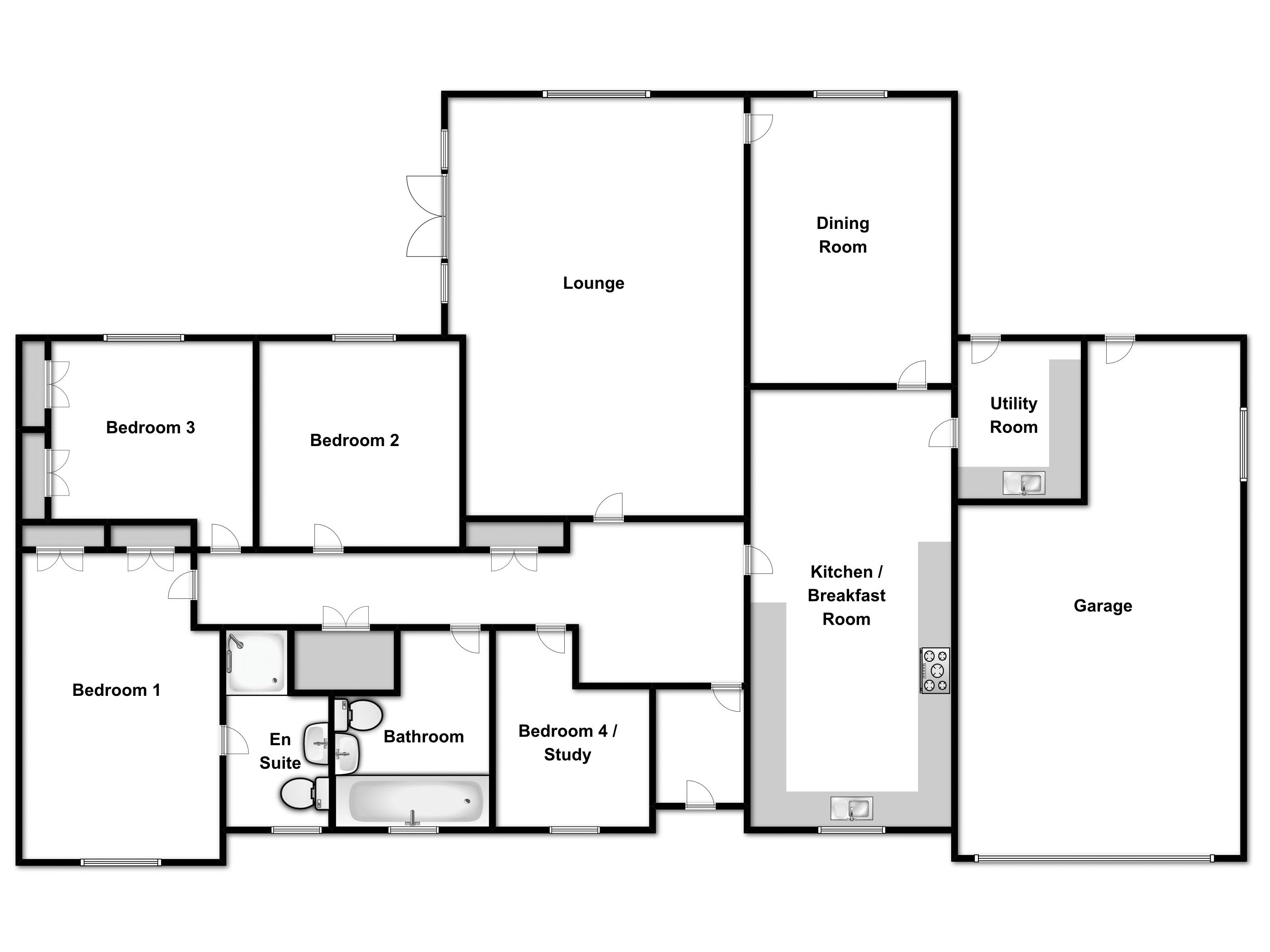 Manor Links, Bishops Stortford floor plan