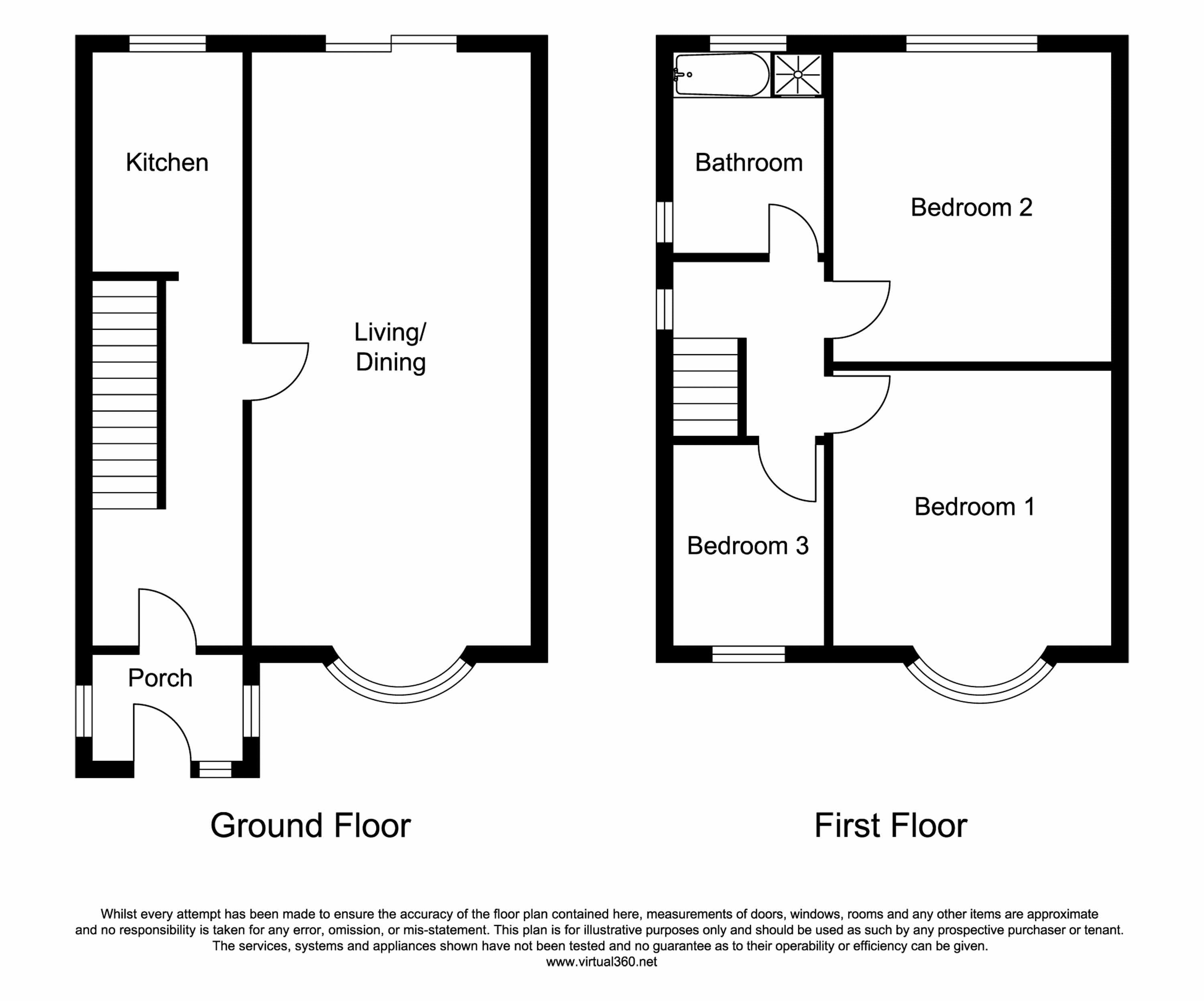 Wyngate Drive, Leicester floor plan