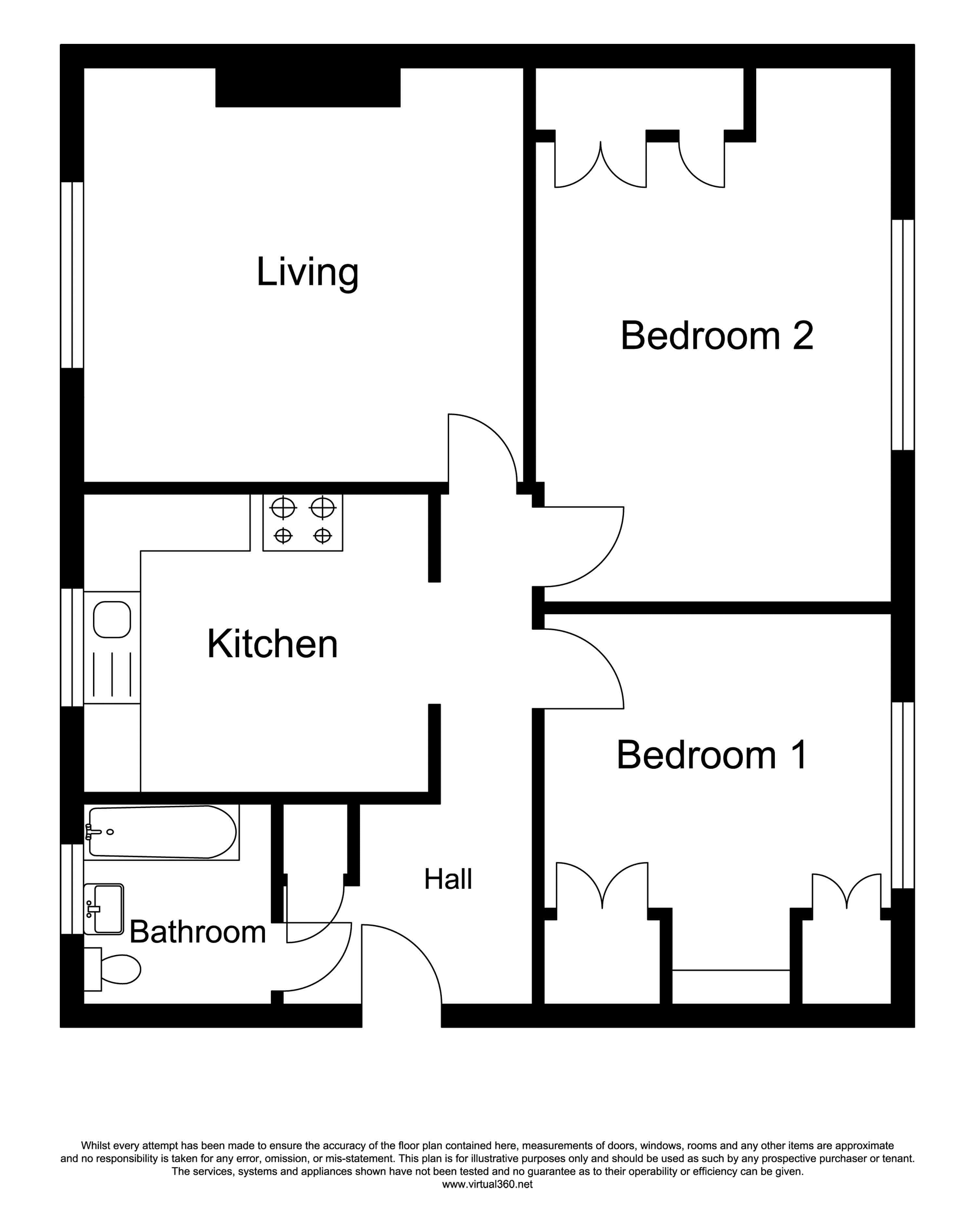 Hipswell Highway, Coventry floor plan
