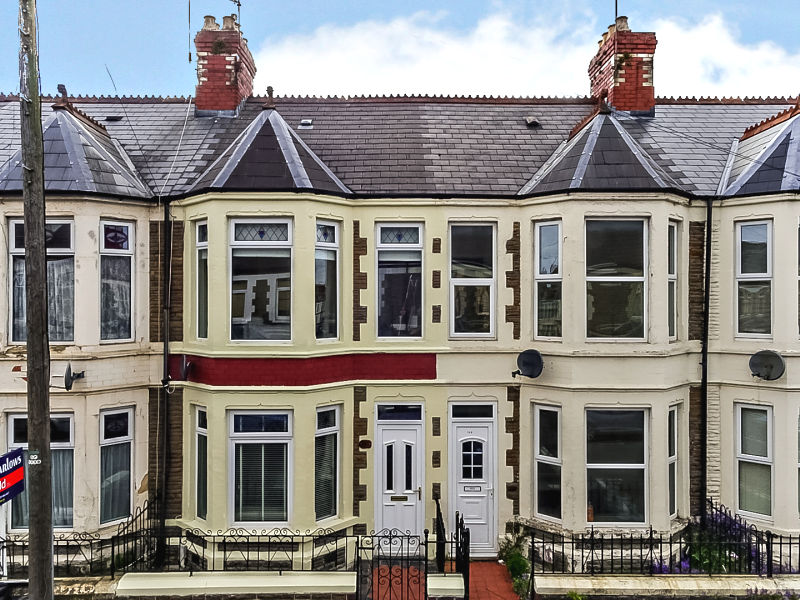 Inverness Place, Roath, Cardiff, CF24