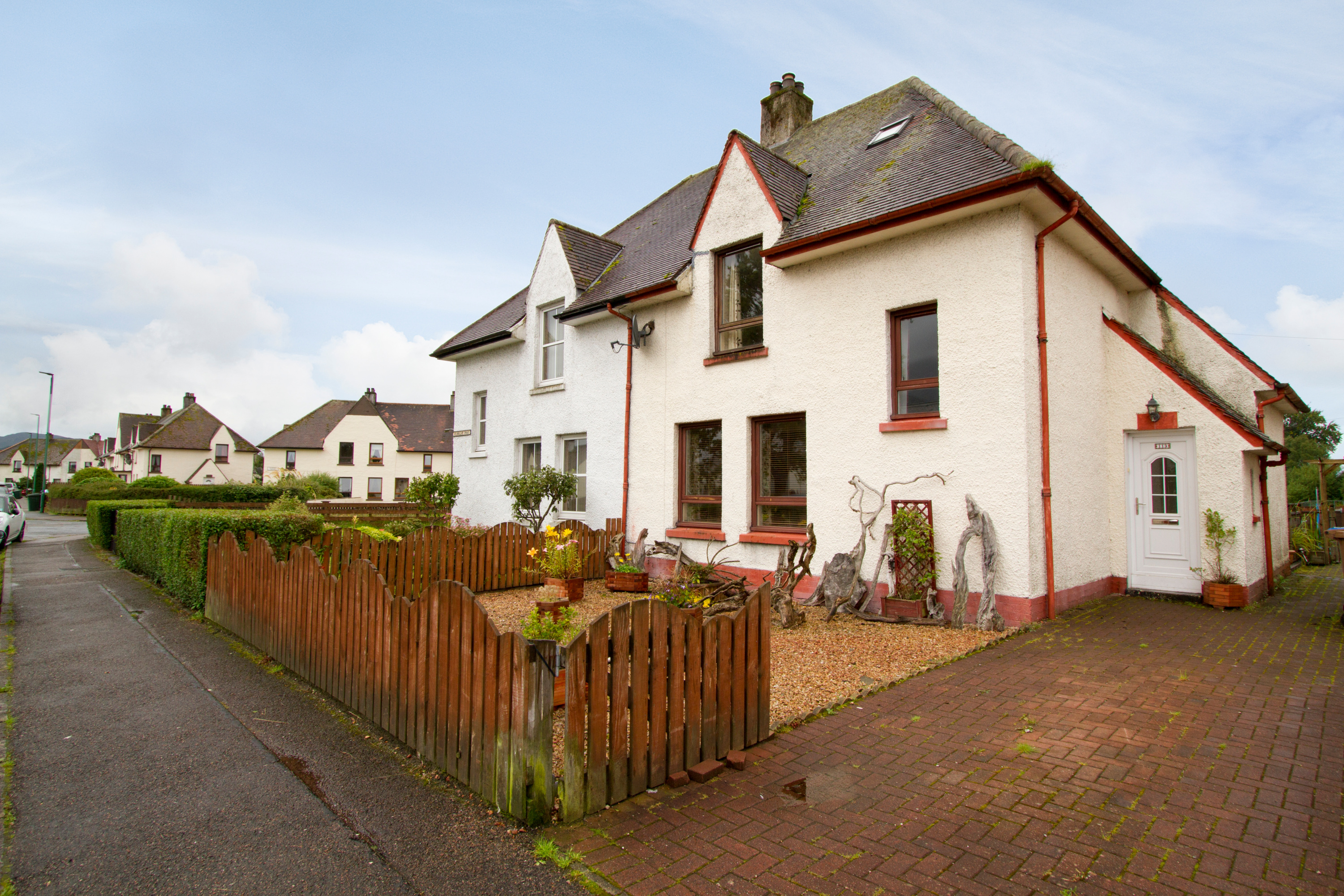 Kilmallie Road, Caol, Fort William, Inverness shire