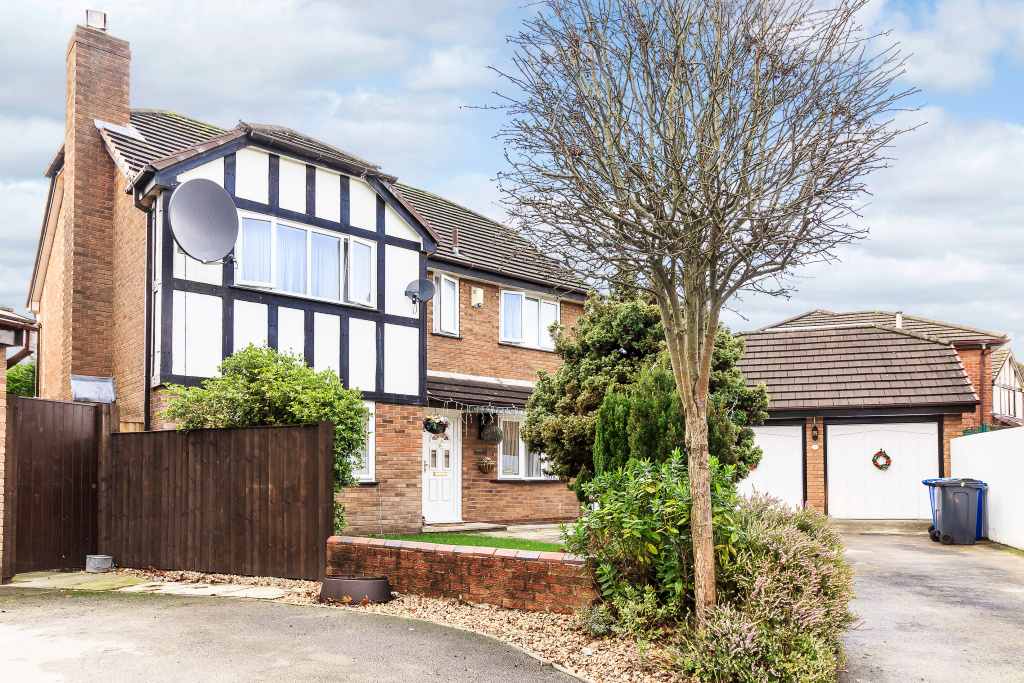 Stanner Close, Warrington, WA5