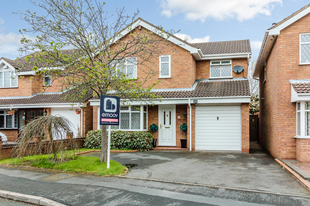 Teasel Grove, Featherstone, Wolverhampton, WV10
