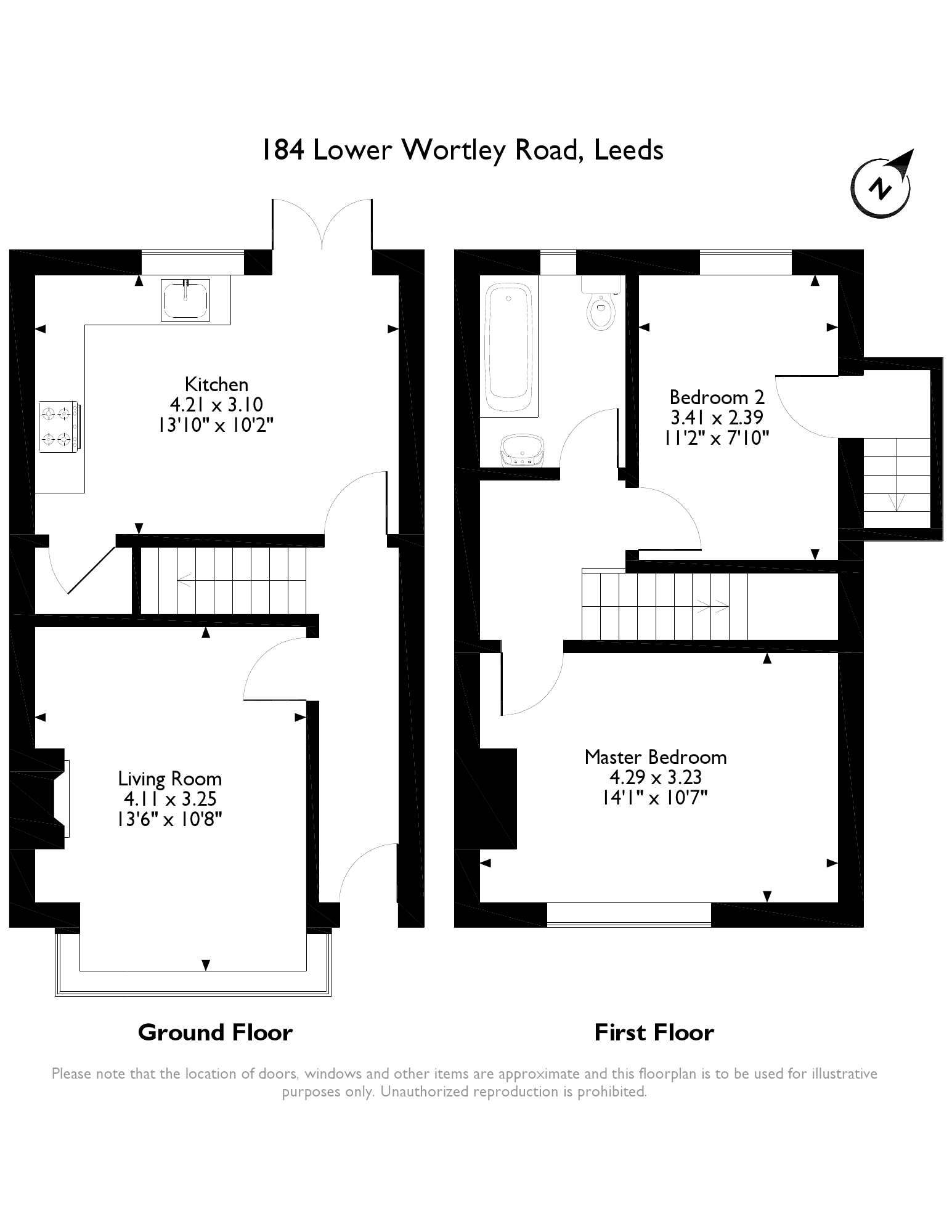 Lower Wortley Road, Leeds,  LS12 floor plan