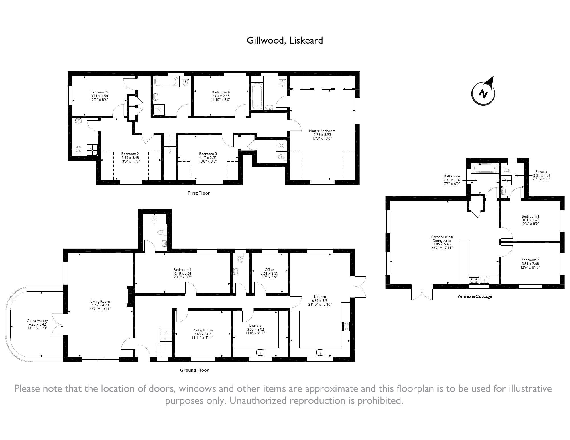 Two Waters Foot, Liskeard/Bodmin, Cornwall, PL14 floor plan