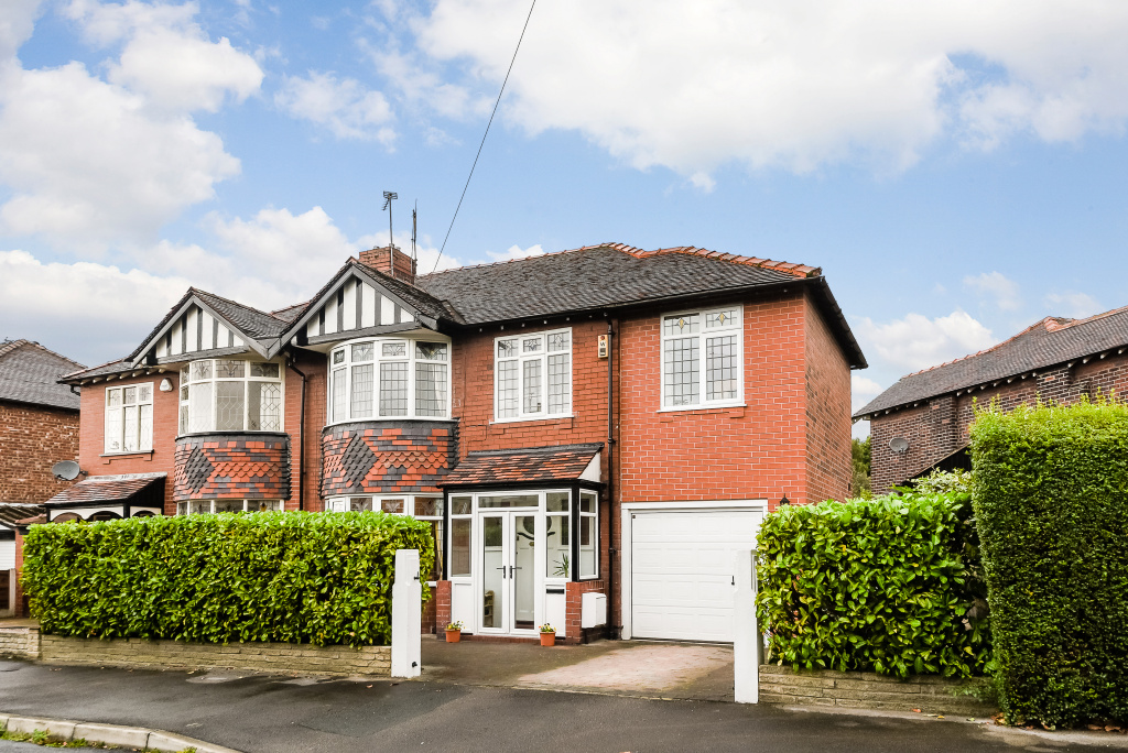 Woodend Road, Stockport, SK3