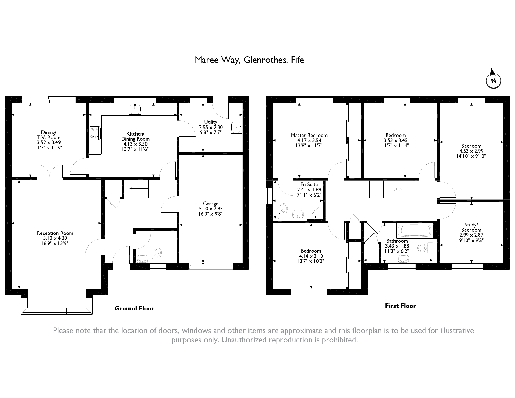 Maree Way, Glenrothes, KY7 floor plan