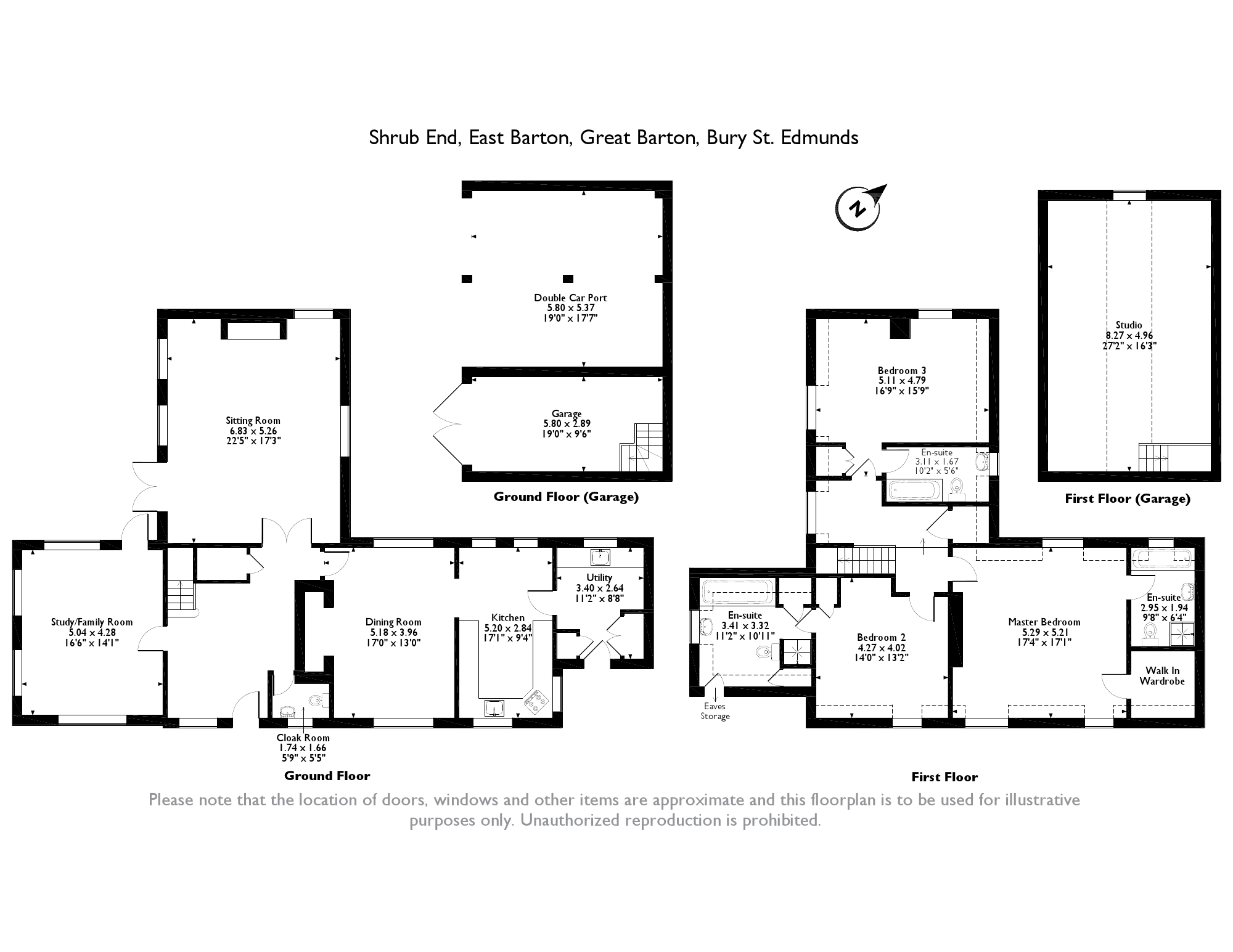 East Barton, Great Barton, Bury St. Edmunds, IP31 floor plan