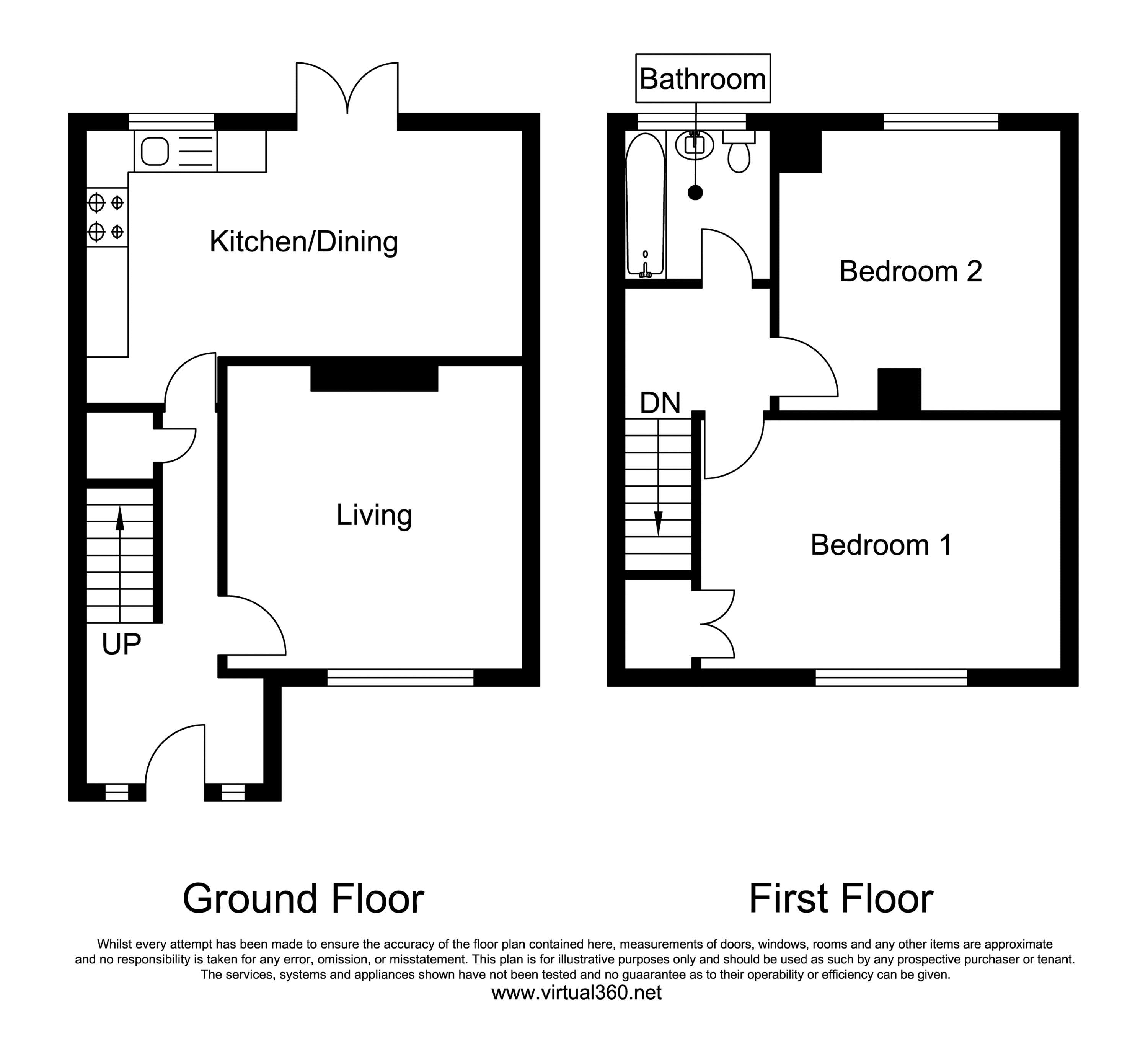 Church Lane, Fillongley, Coventry floor plan