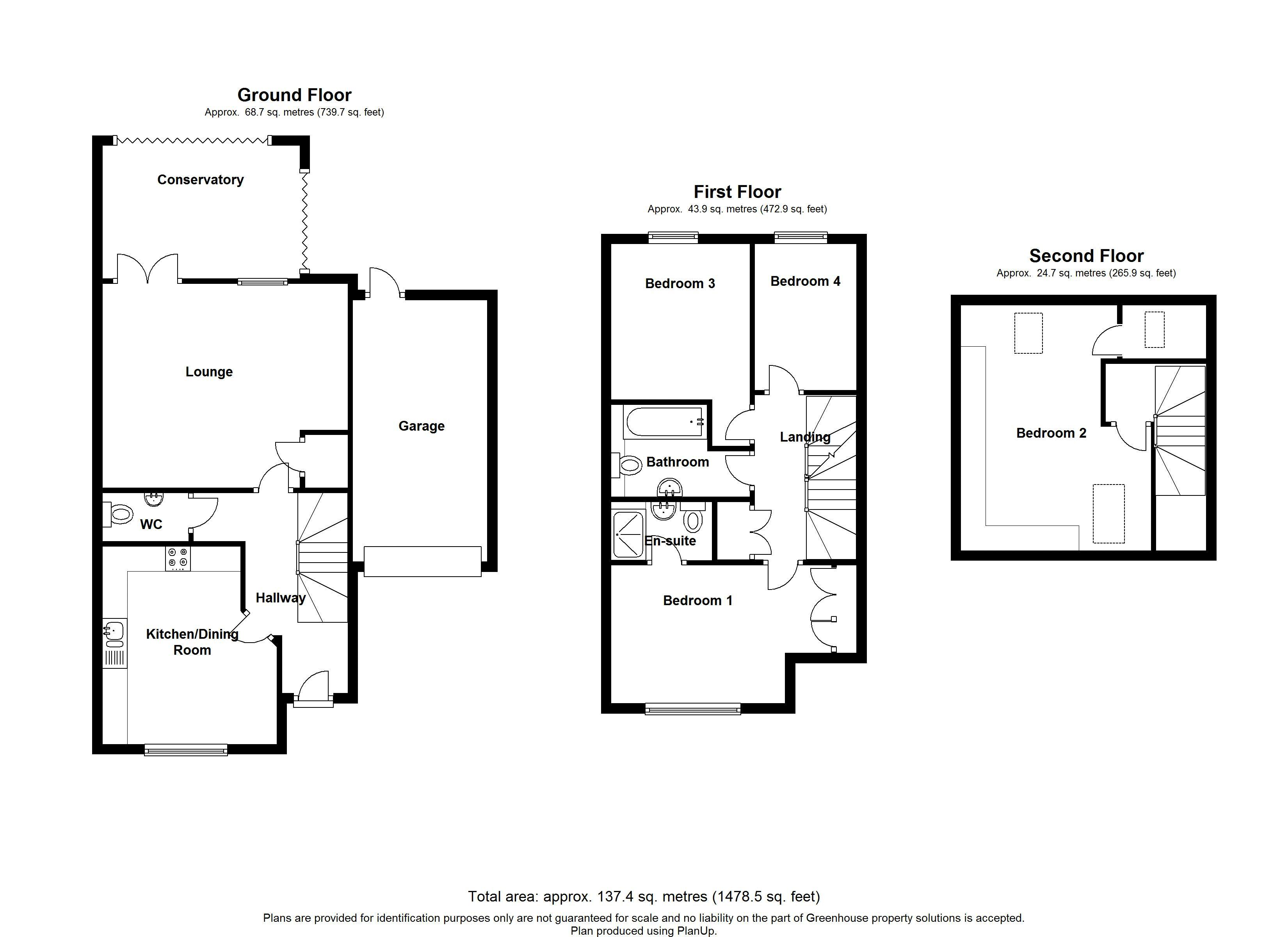 Hopfield Close, Otford, Sevenoaks floor plan