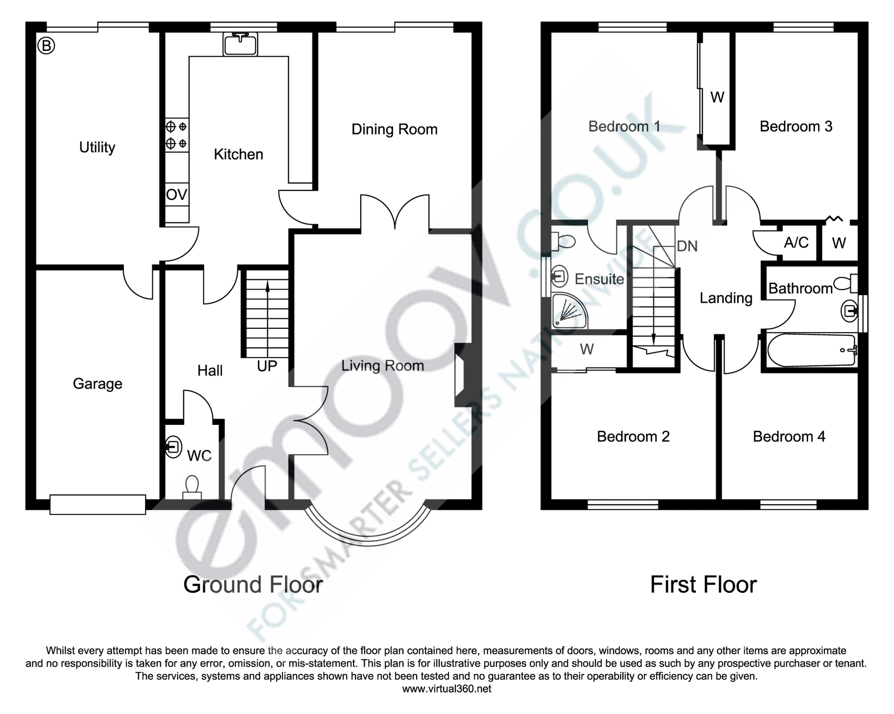 Long Barnaby, Radstock floor plan