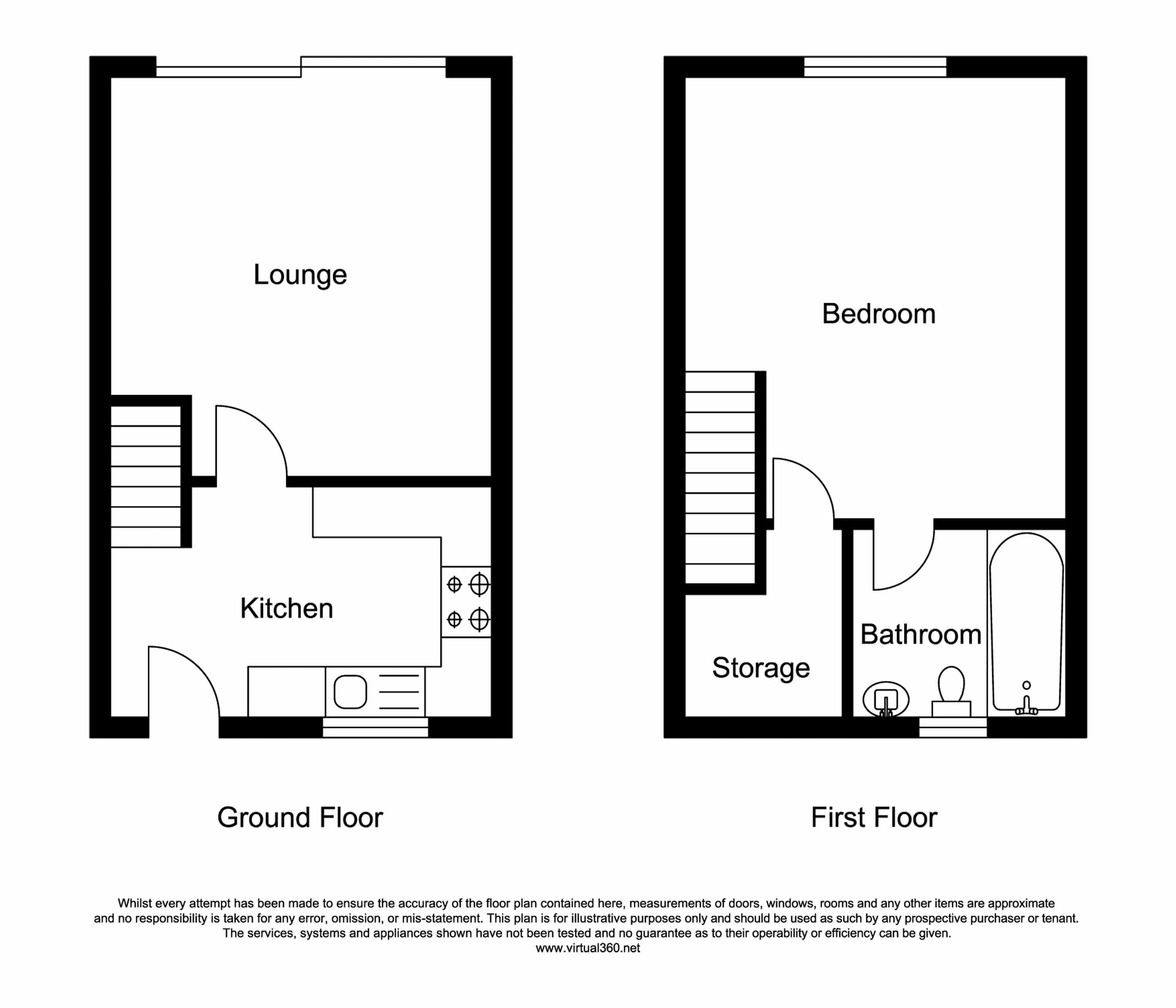 Sixfield Close, Lincoln floor plan
