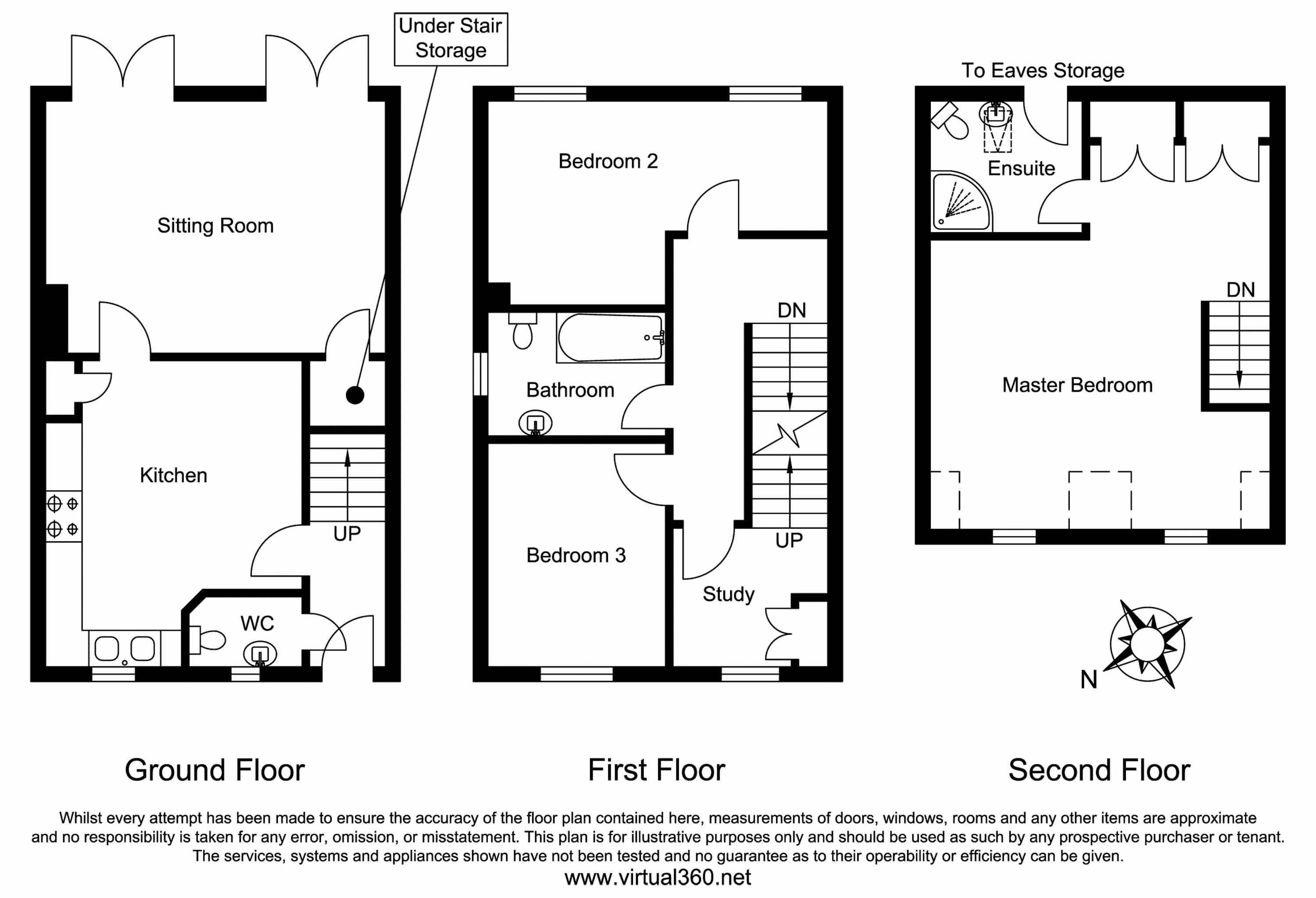 Pinewood Close, Scunthorpe floor plan