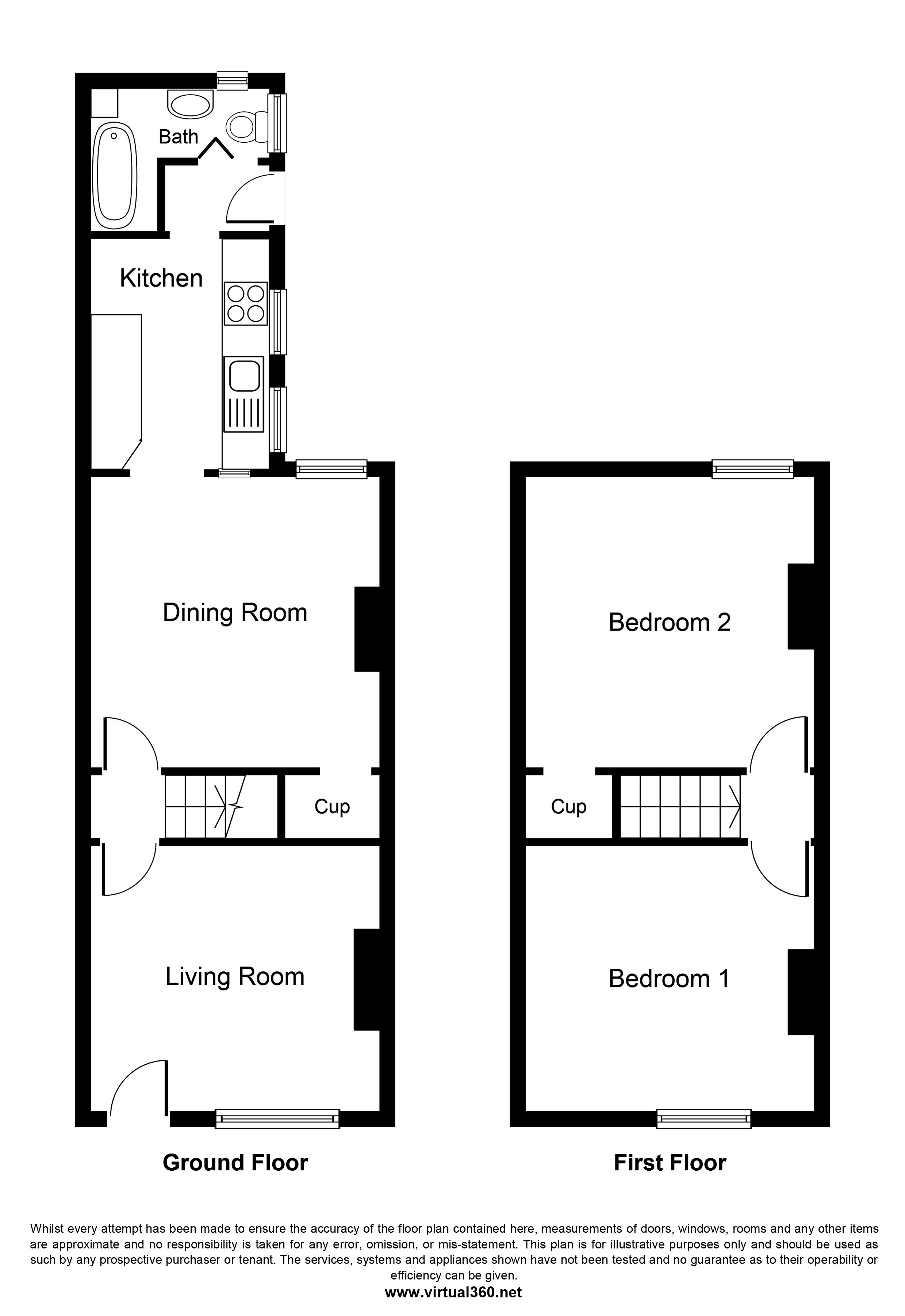 Terry Road, Coventry floor plan